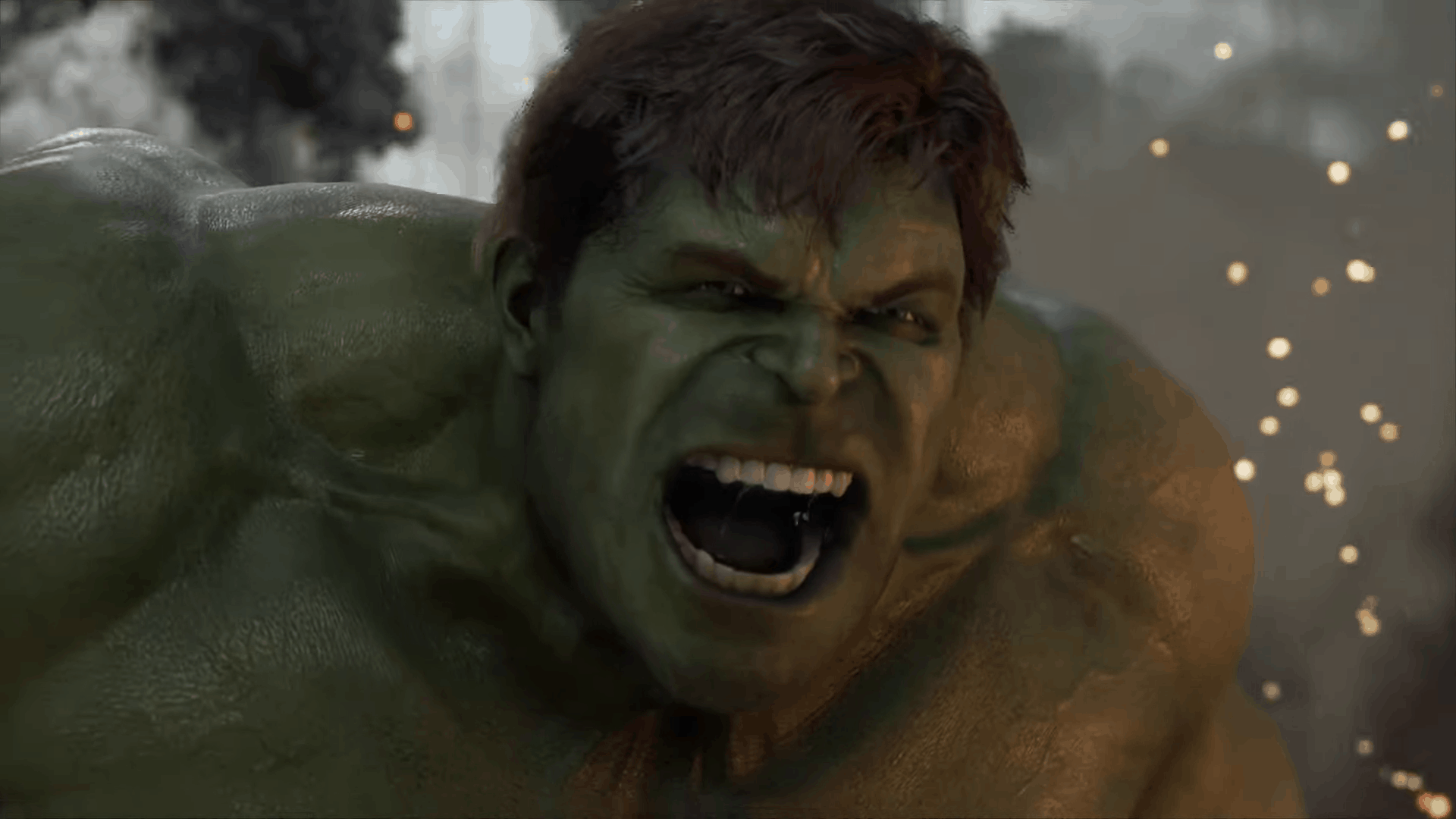 Square Enix Releases Marvel's Avengers Official A-Day Gameplay Footage