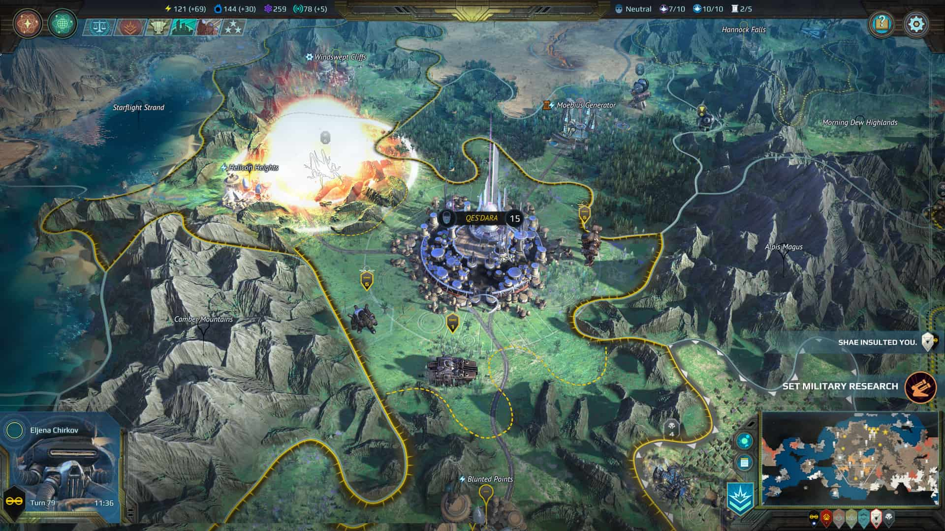 Age of Wonders: Planetfall - Review