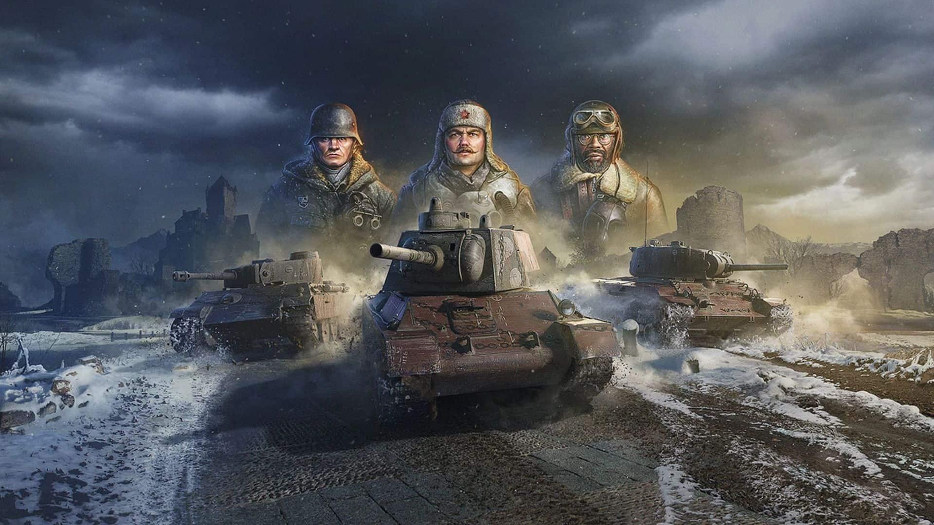 World of Tanks Reveals Battle Royale-Inspired Mode