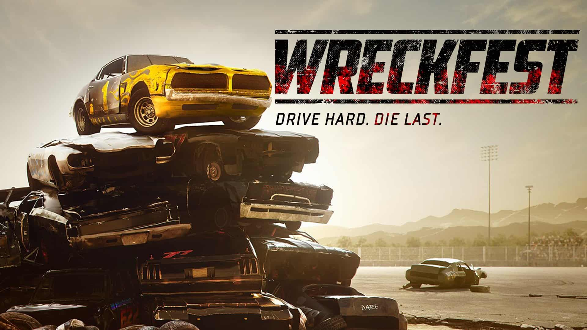 "Check Out Wreckfest's ""Smashing"" Release Trailer"