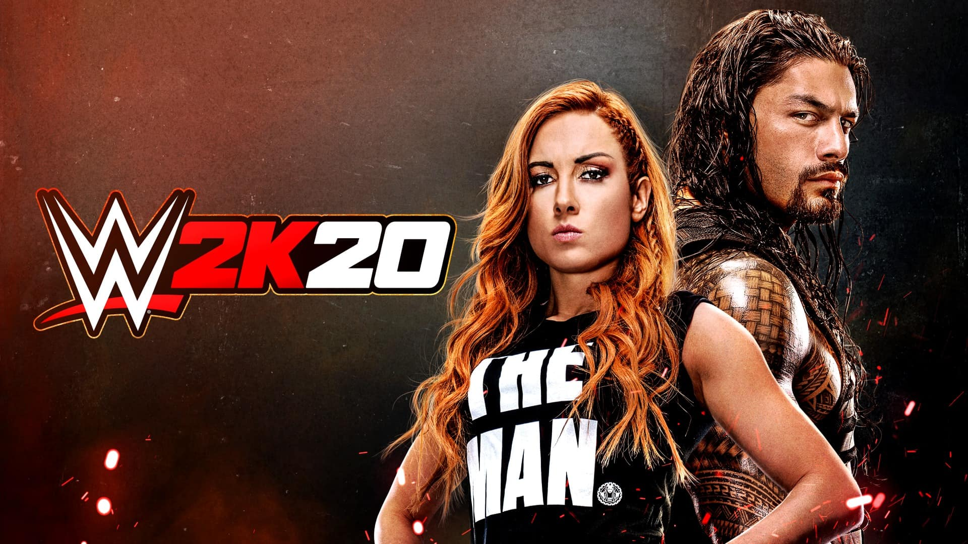 WWE 2K20 Now Available