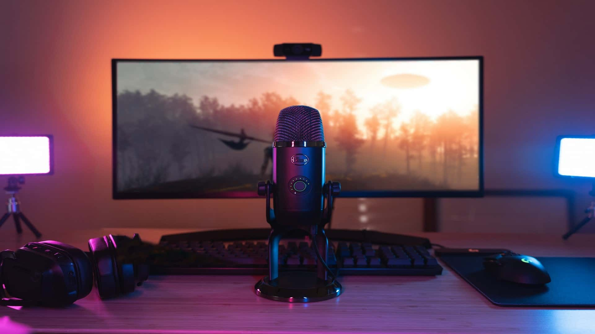 Blue Introduces Yeti X: Professional USB Microphone With Blue VO!CE Software For Creators And Streamers