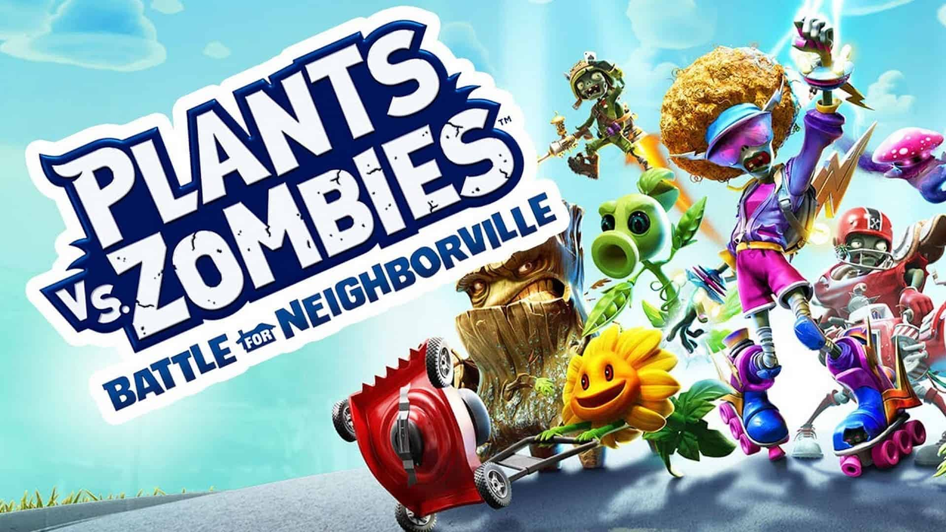 Plants vs. Zombies: Battle For Neighborville Founder's Edition, Available Today