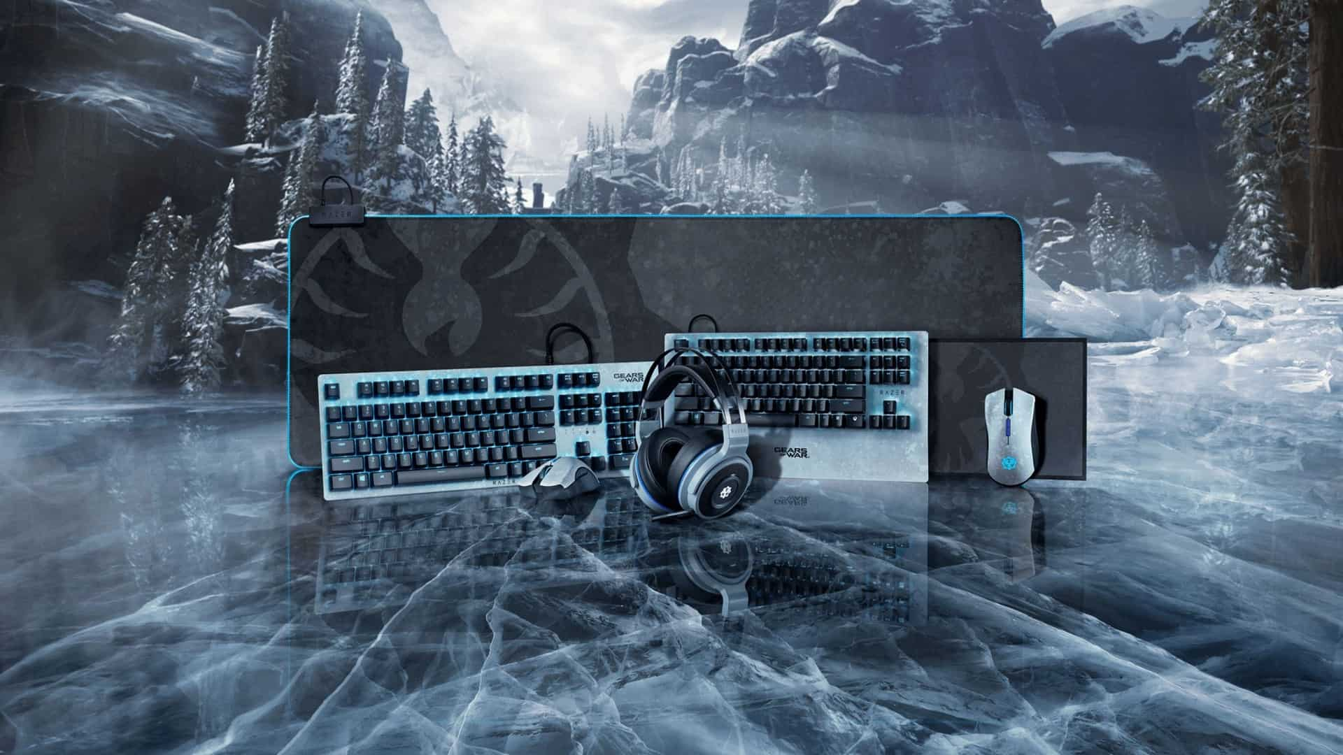 Gear Up For Gears 5 With Razer's Special Edition Peripherals