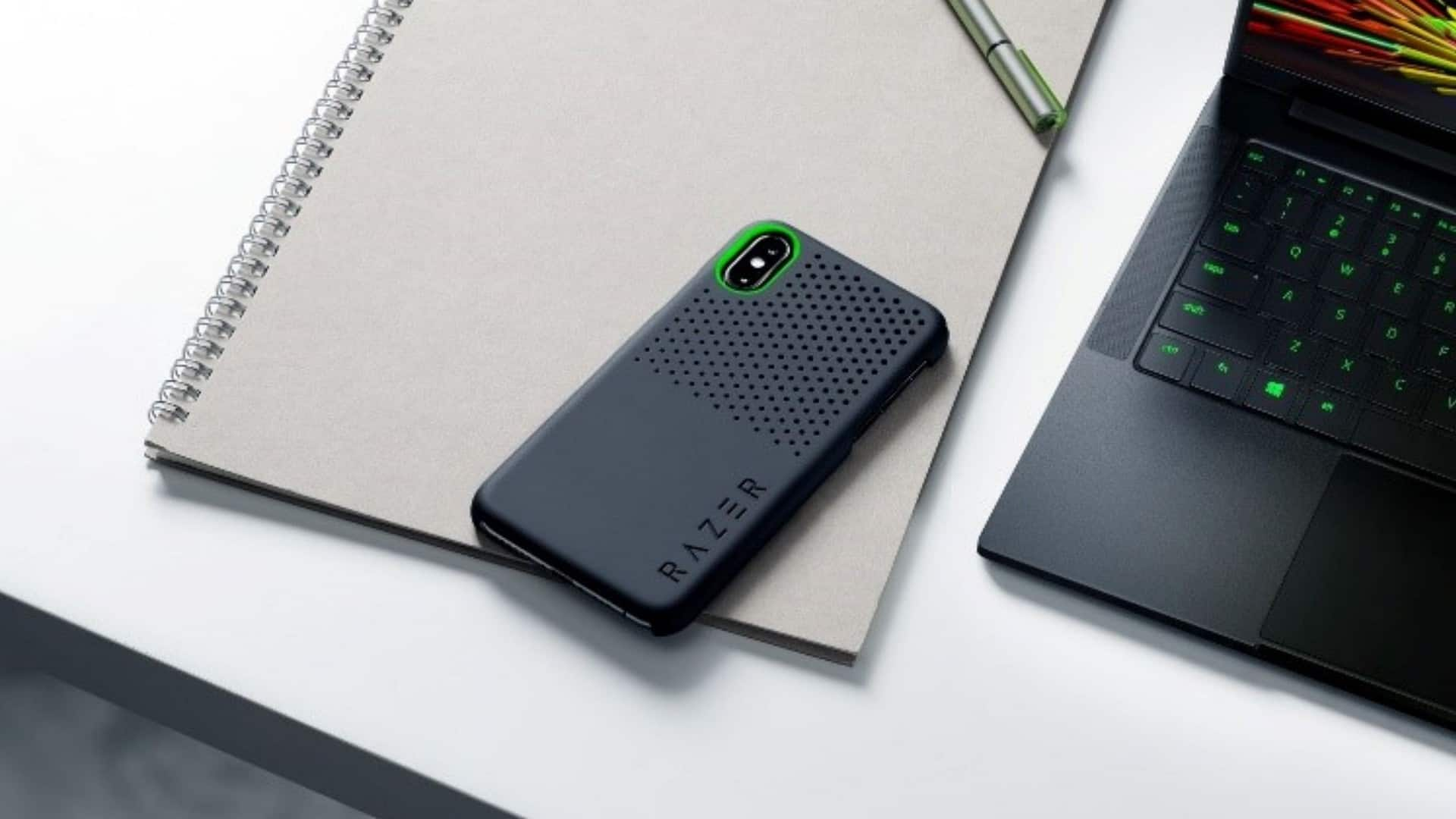 iPhone Cases Don't Get Any Cooler Than The Razer Arctech