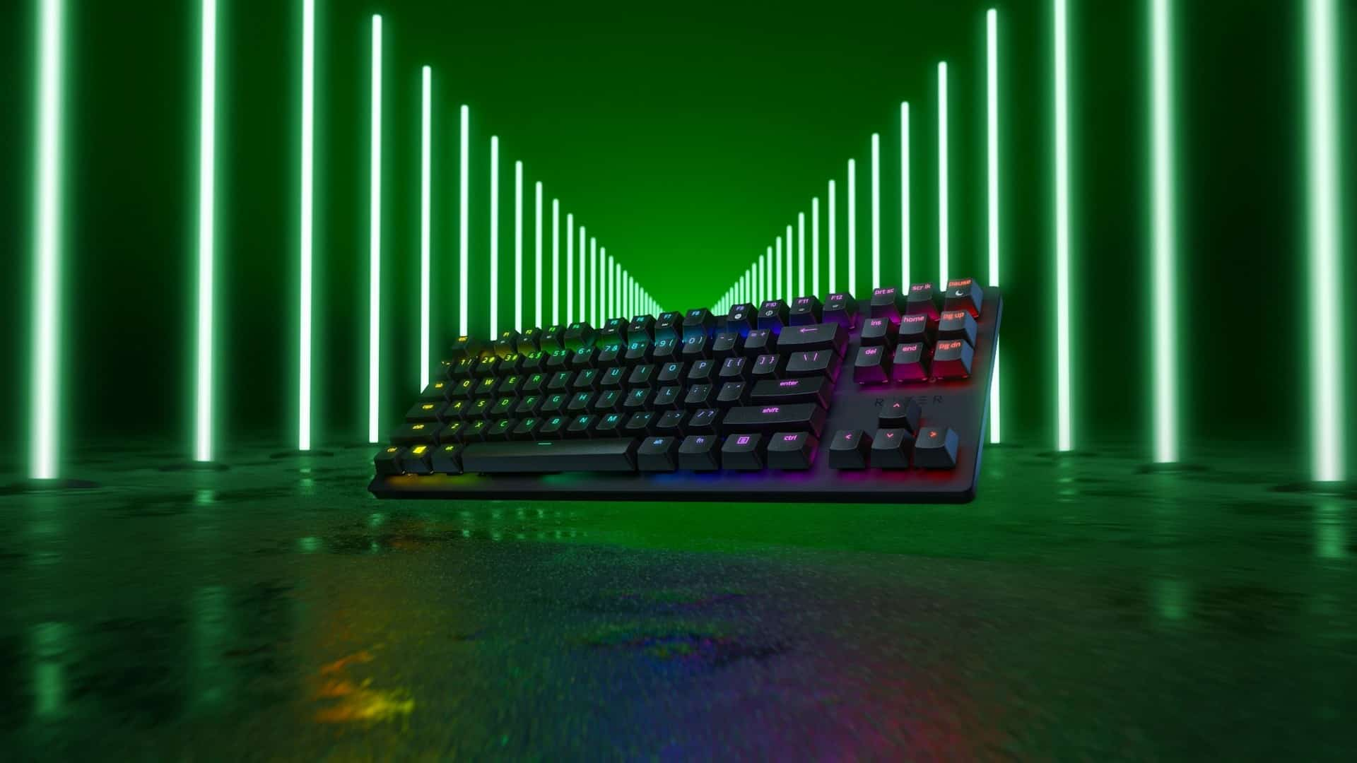 Compete At The Speed Of Light With The Razer Huntsman Tournament Edition