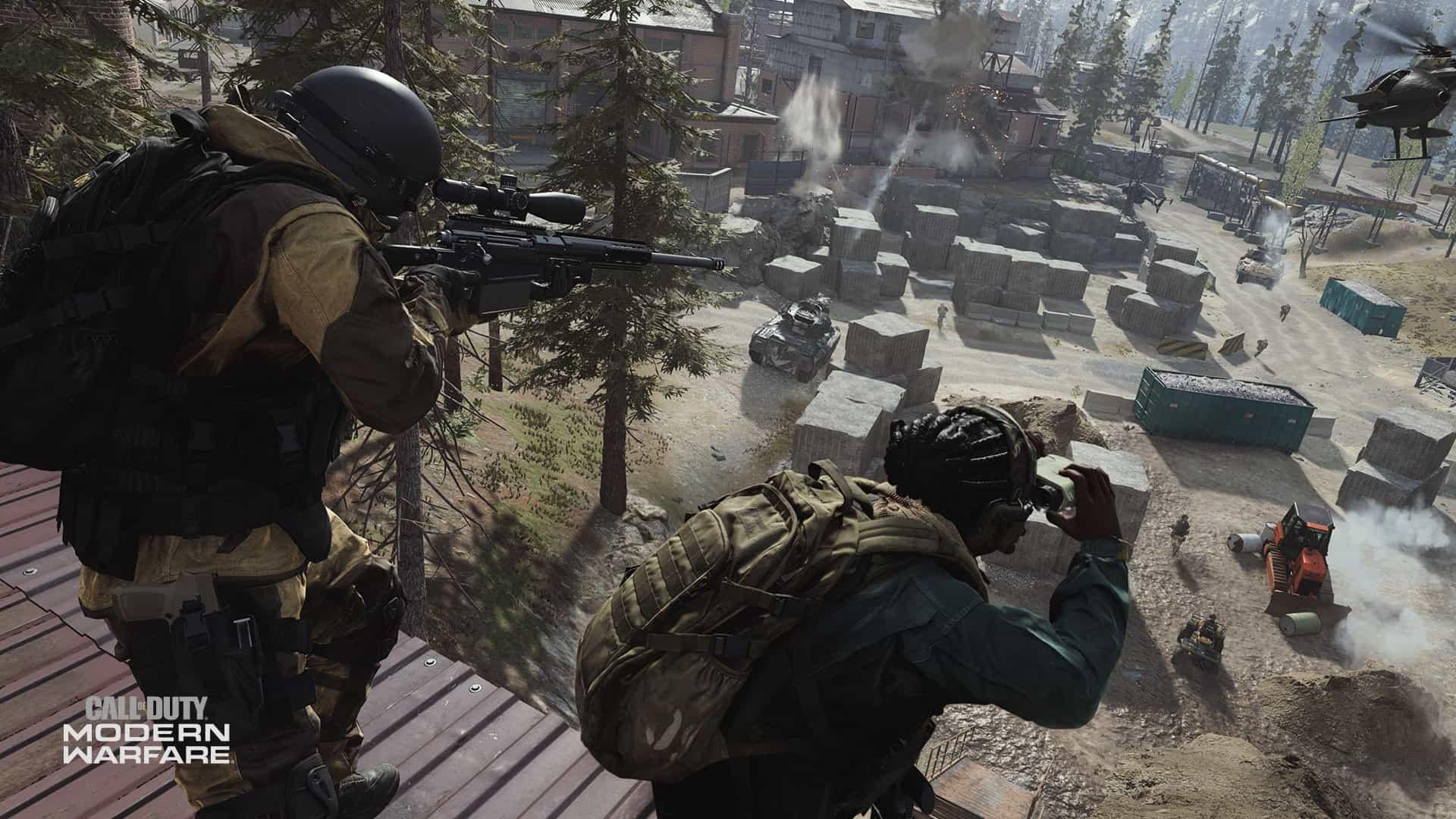 The Modern Warfare Open Crossplay Beta Starts Friday