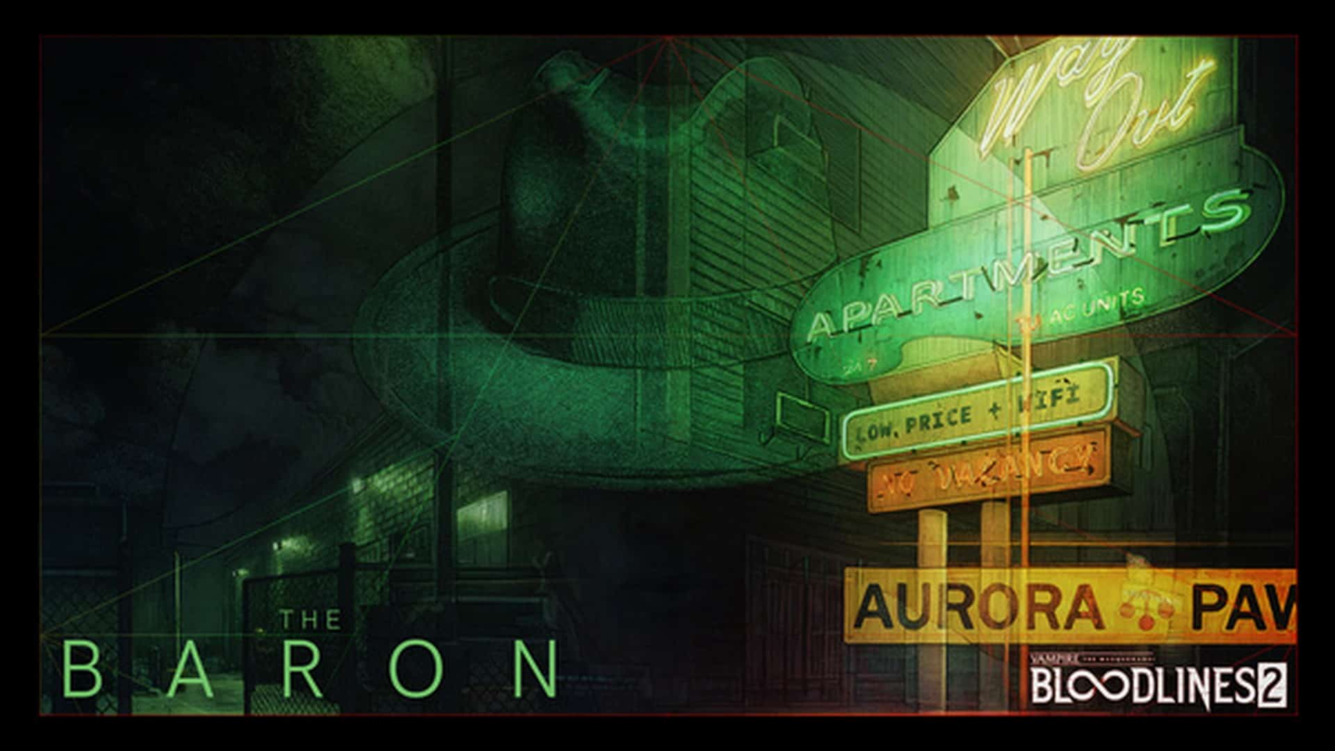 Vampire: The Masquerade – Bloodlines 2 Baron Faction Reveal