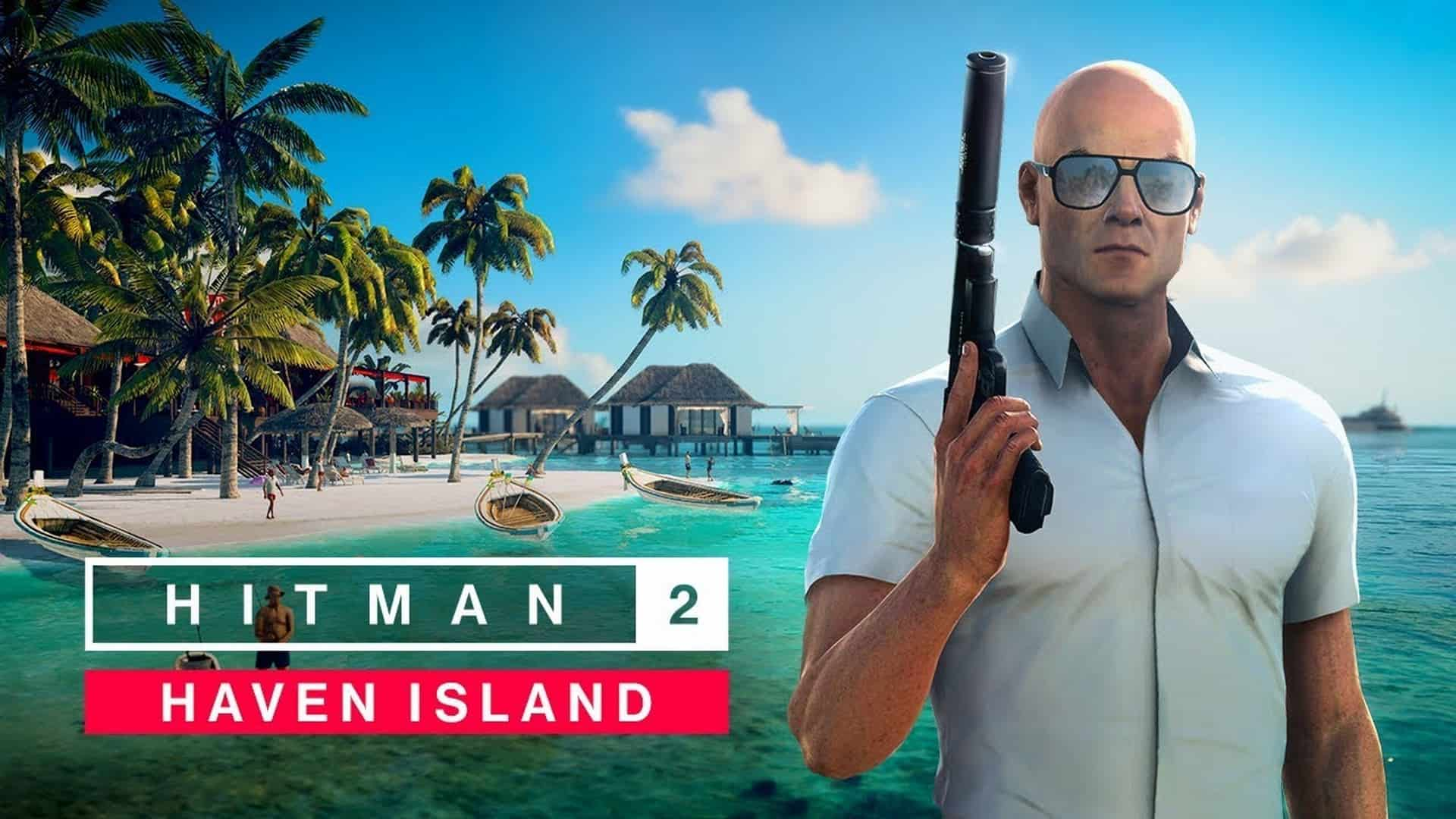 New HITMAN 2 Trailer Showcases The Tropical (and Deadly) Beaches of Haven Island (Maldives)