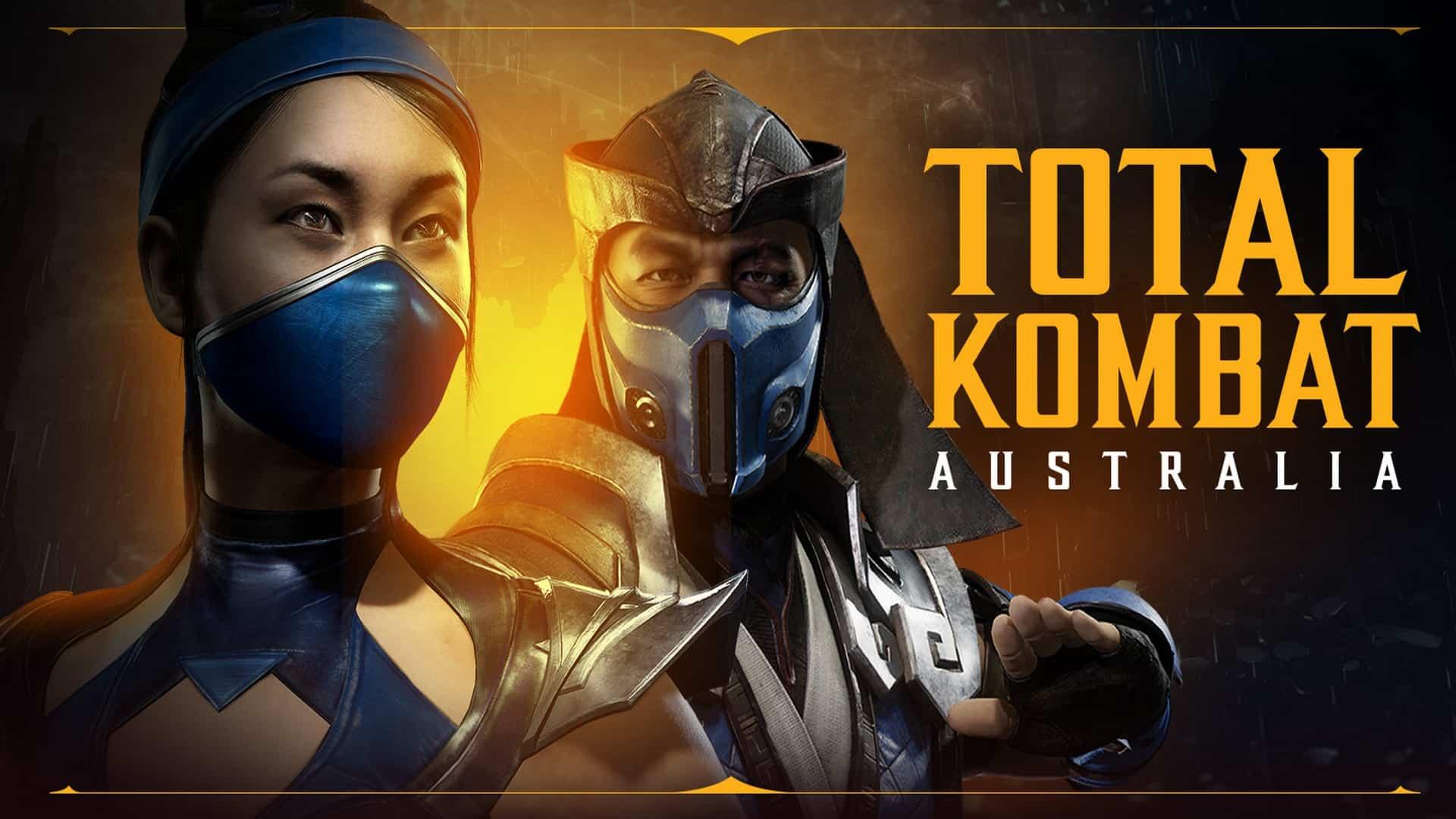 Australia's Mortal Kombat 11 Tournament Revealed