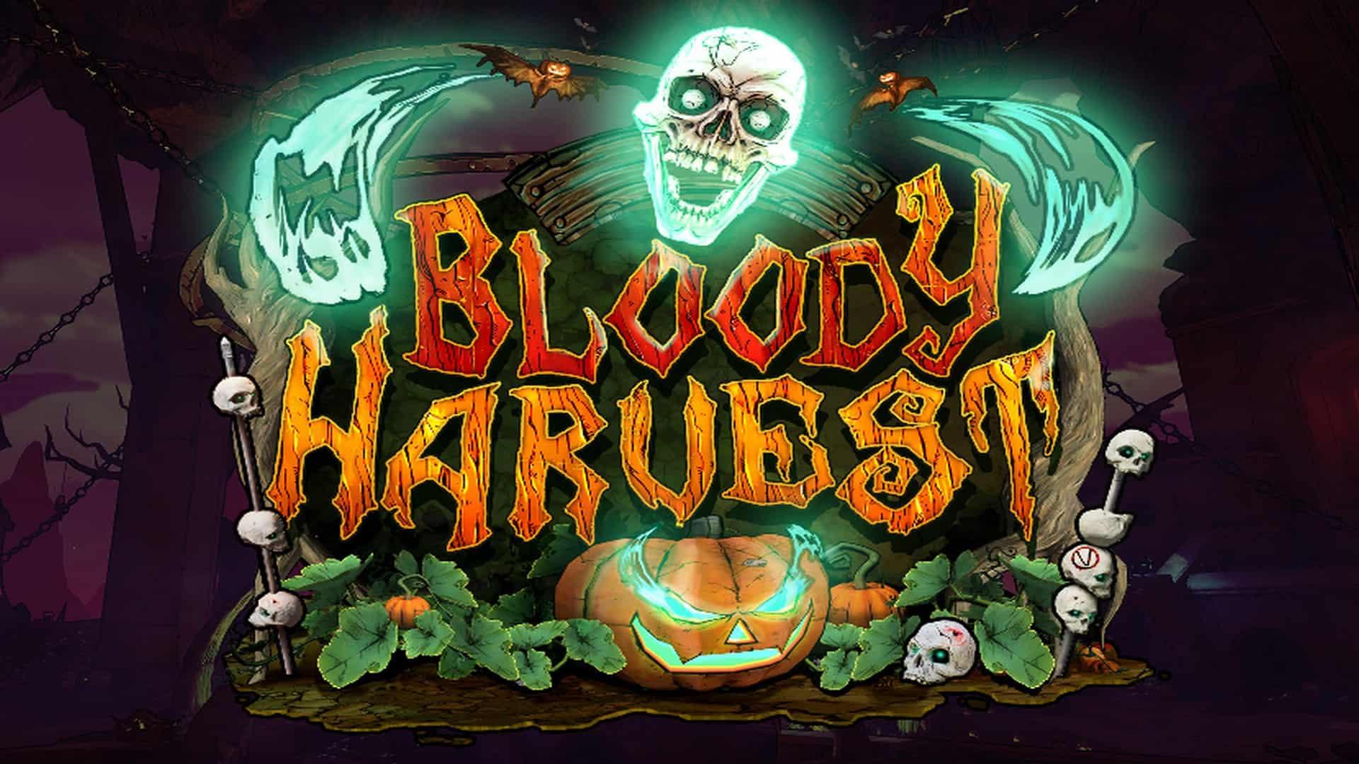 Borderlands 3 – Bloody Harvest Event Details