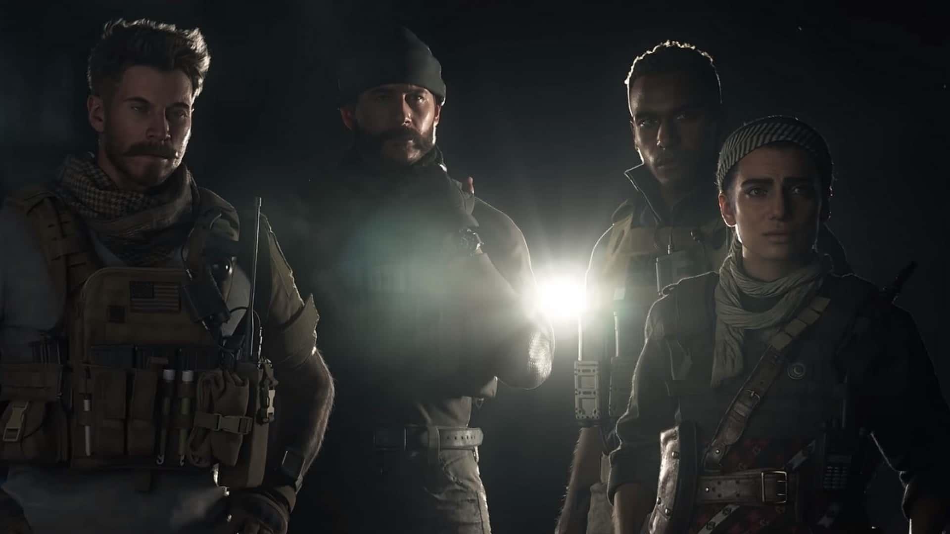 Call of Duty: Modern Warfare Story Trailer Revealed