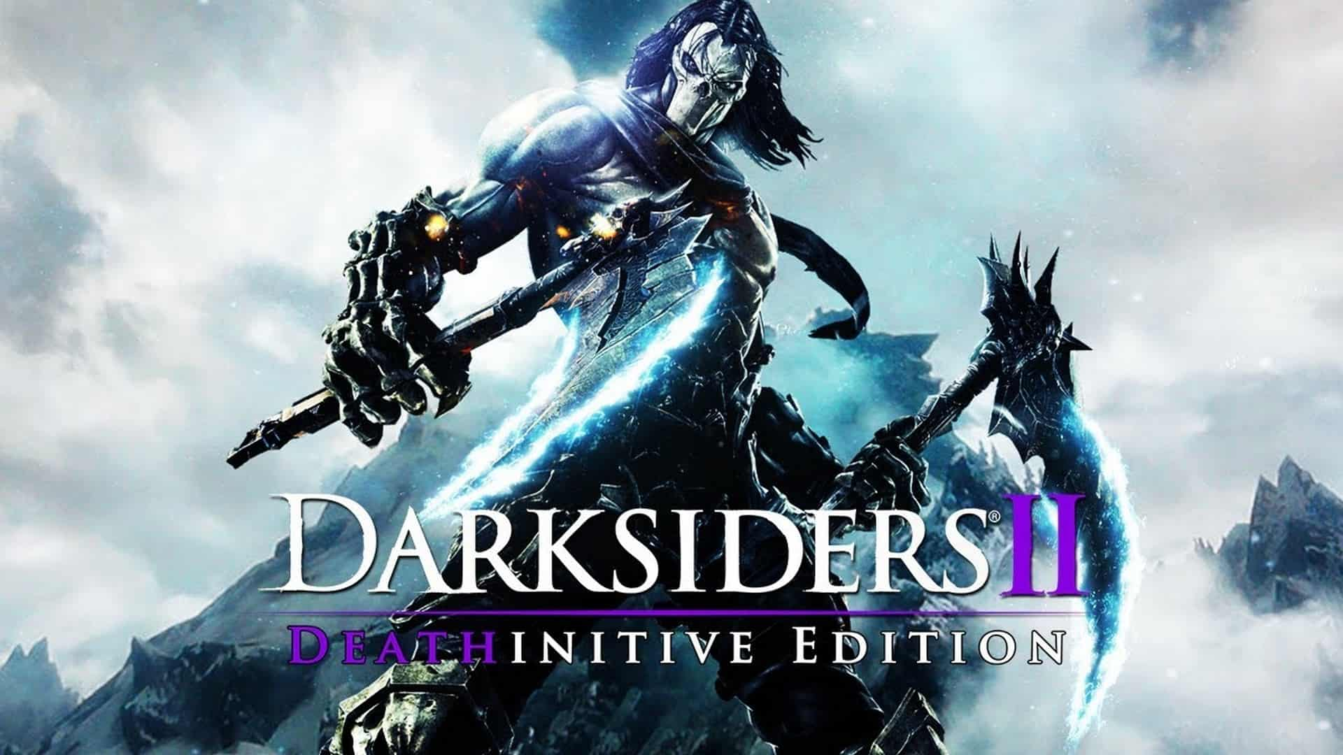 Darksiders II Deathinitive Edition Out Now On Nintendo Switch