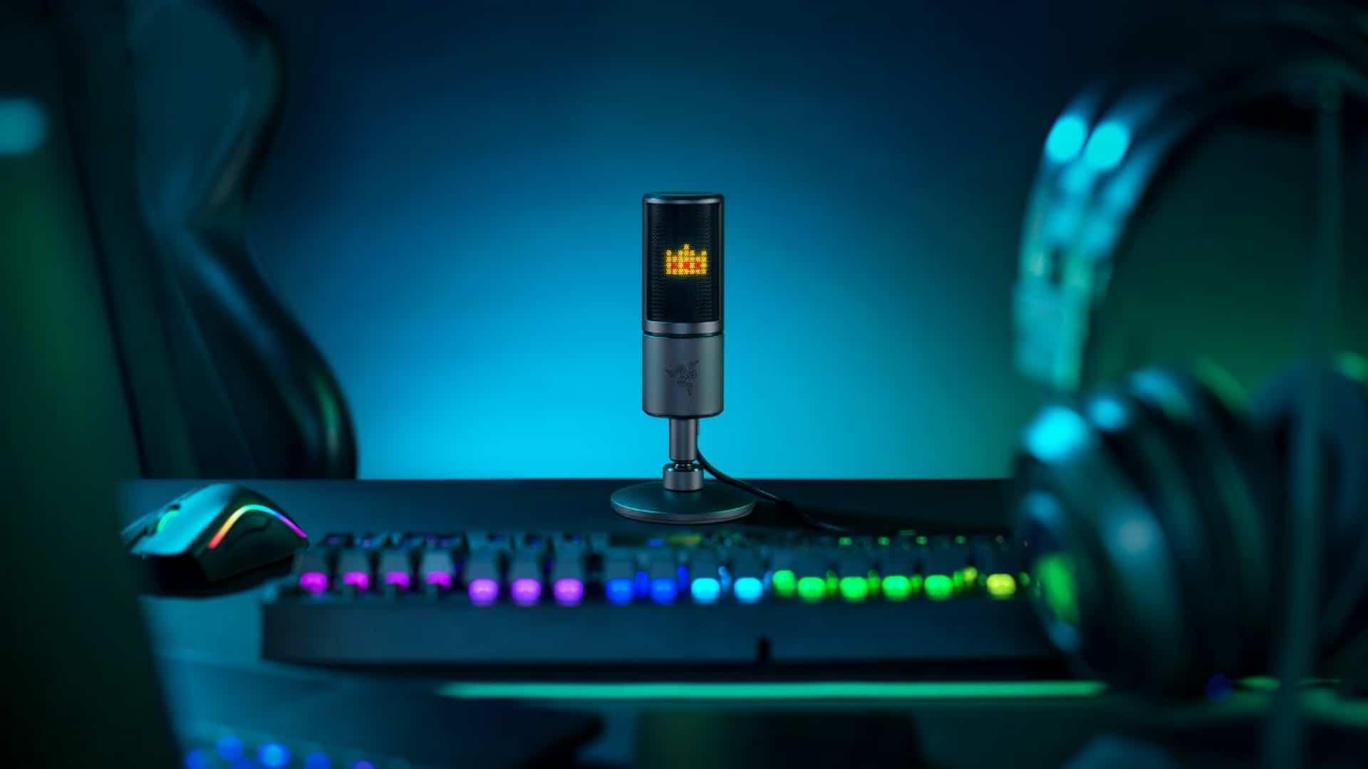 Transform Your Streams With The Razer Seiren Emote