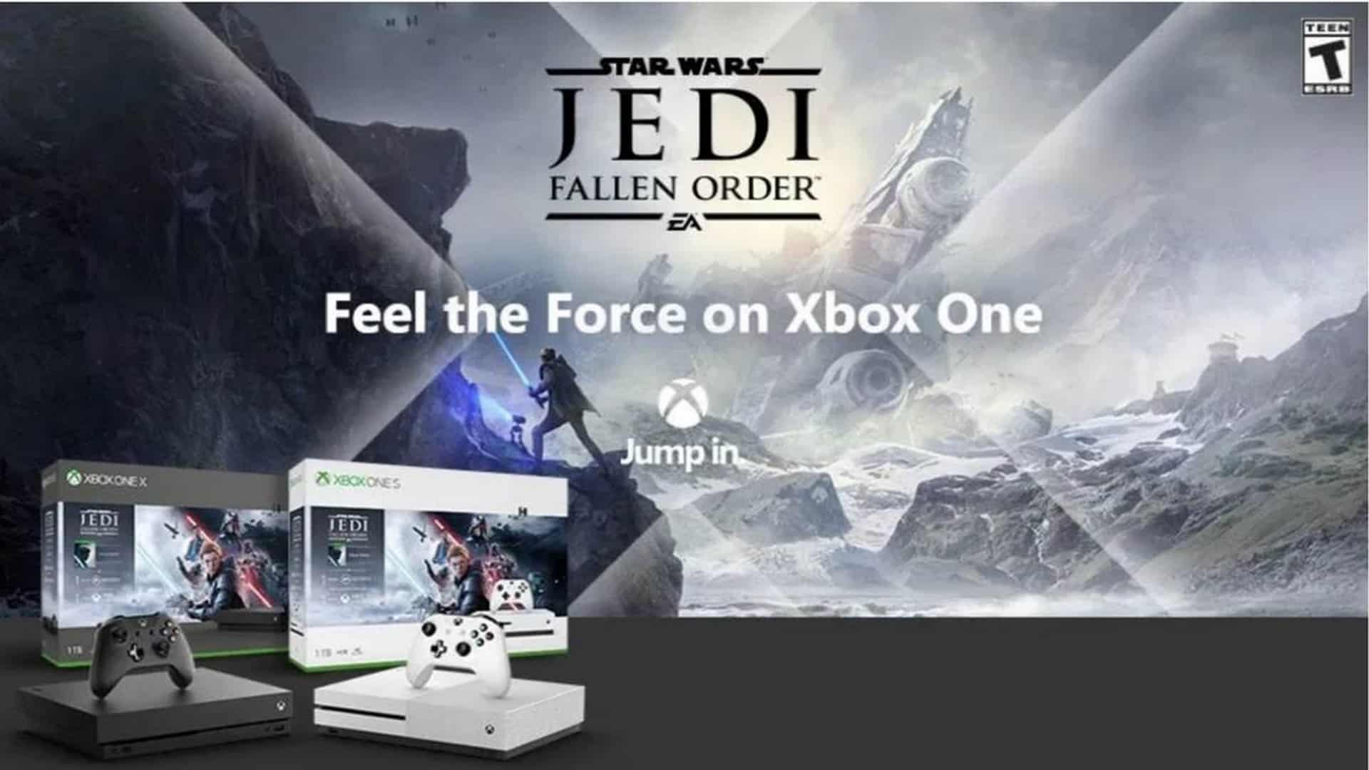 Become a Jedi With Two New Star Wars Jedi: Fallen Order Bundles