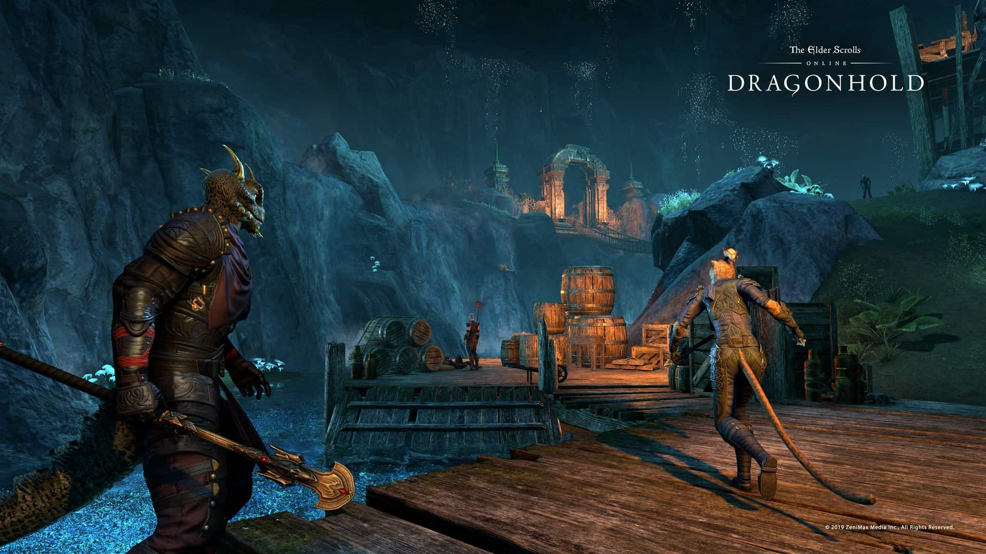 The Elder Scrolls Online: Dragonhold DLC and Update 24 Preview