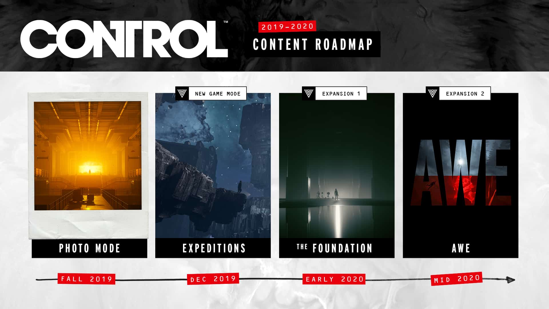 505 Games & Remedy Entertainment Announce New Upcoming Content For Control