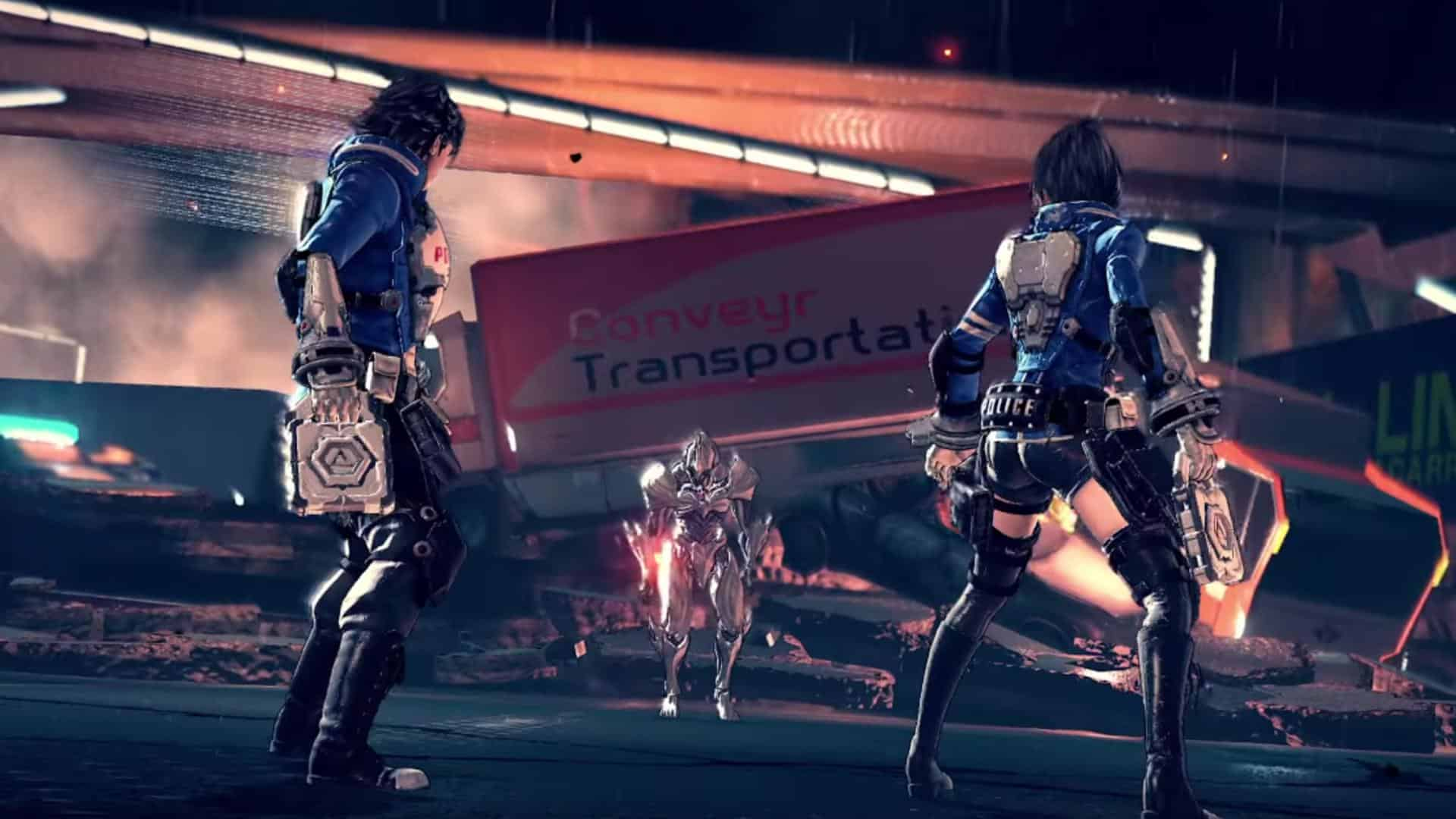 MKAU Astral Chain Review