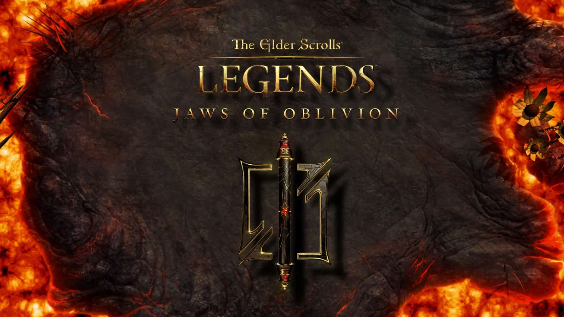 The Elder Scrolls Legends Opens The Jaws Of Oblivion In Latest