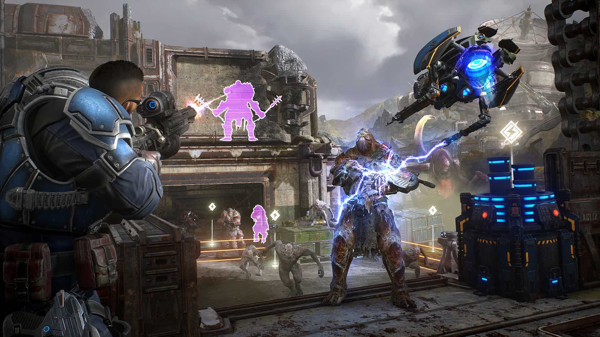 Gears 5 - Review