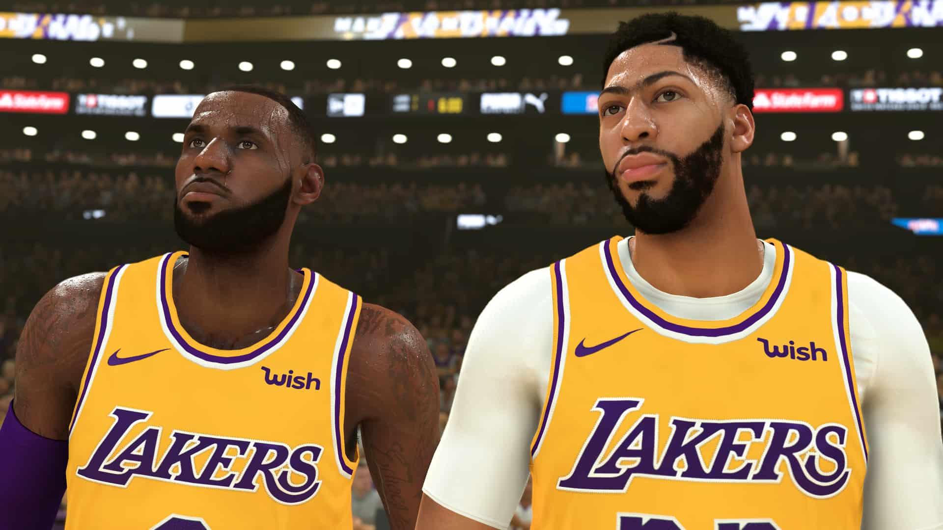 NBA2K20 - Review