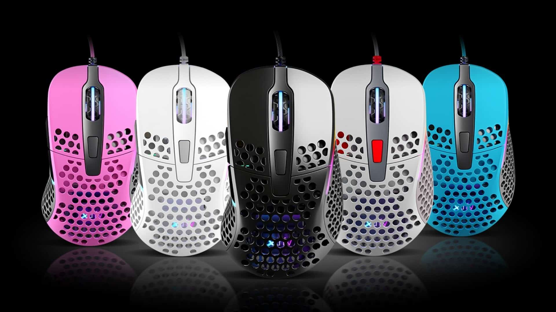 XTRFY Presents Project 4 – The Next Level Of Lightweight Gaming Mice