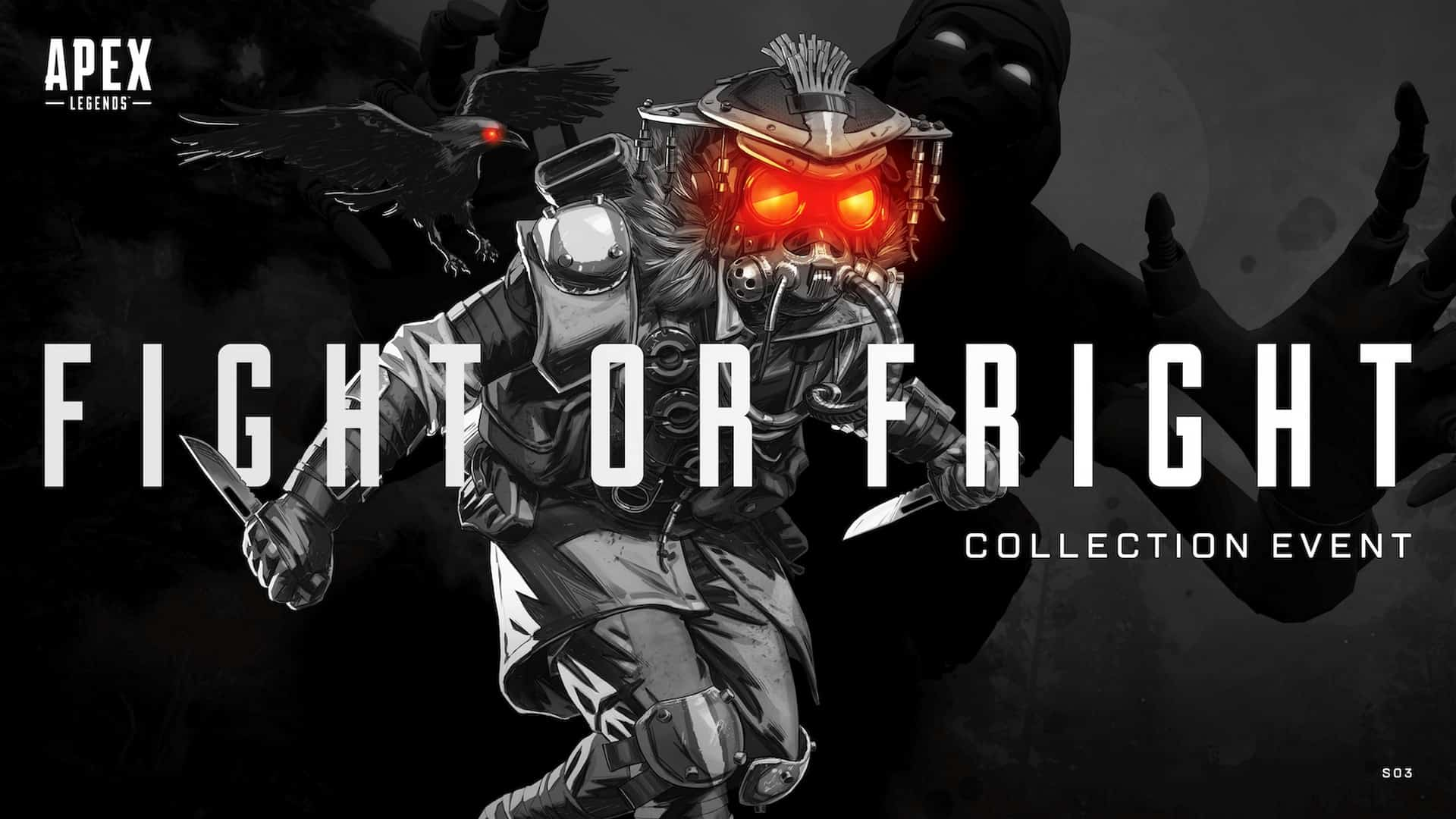 Apex Legends' Fight or Fright Halloween Collection LTE to Kick-Off October 15
