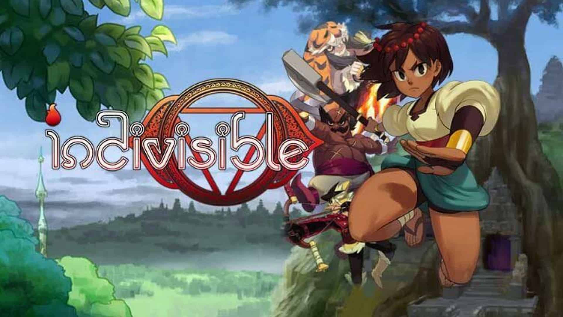 505 Games, Lab Zero Games Debut Critically Praised Indie Gem 'INDIVISIBLE' Out Tomorrow For PC, PS4 & Xbox One