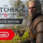 The Witcher 3 Out Now For Nintendo Switch