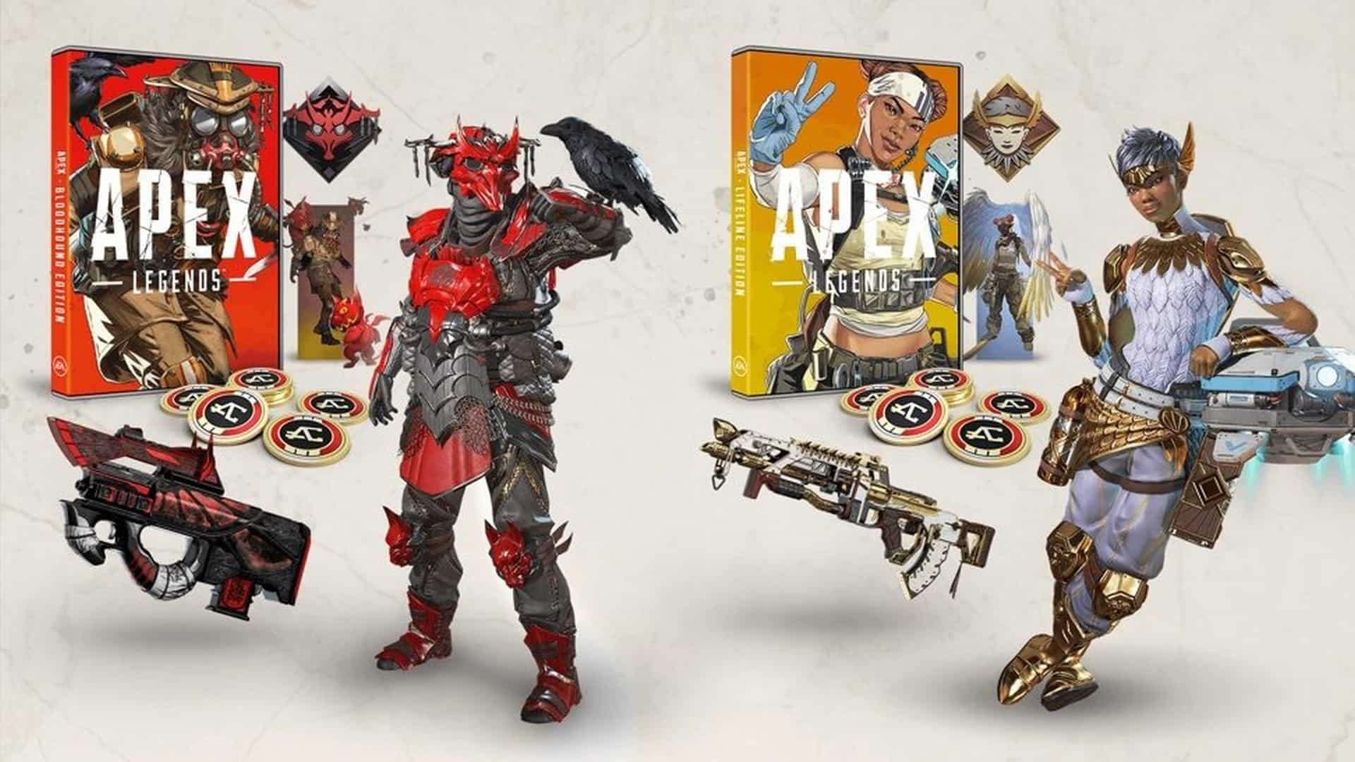 Apex Legends Drops Two Special Edition Retail Bundles – Available In Stores Today