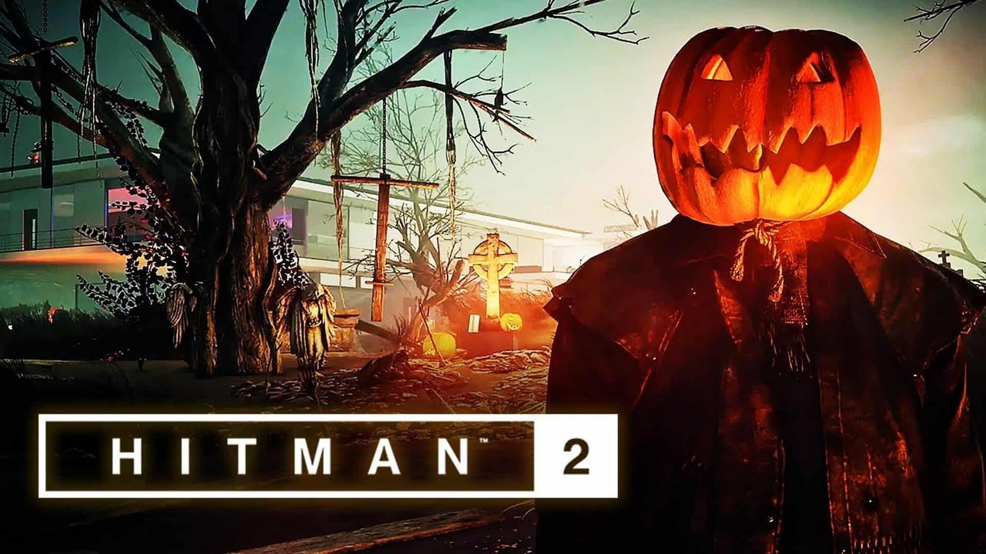 HITMAN 2 Halloween-Themed Escalation Contract Arrives – Free For All Players