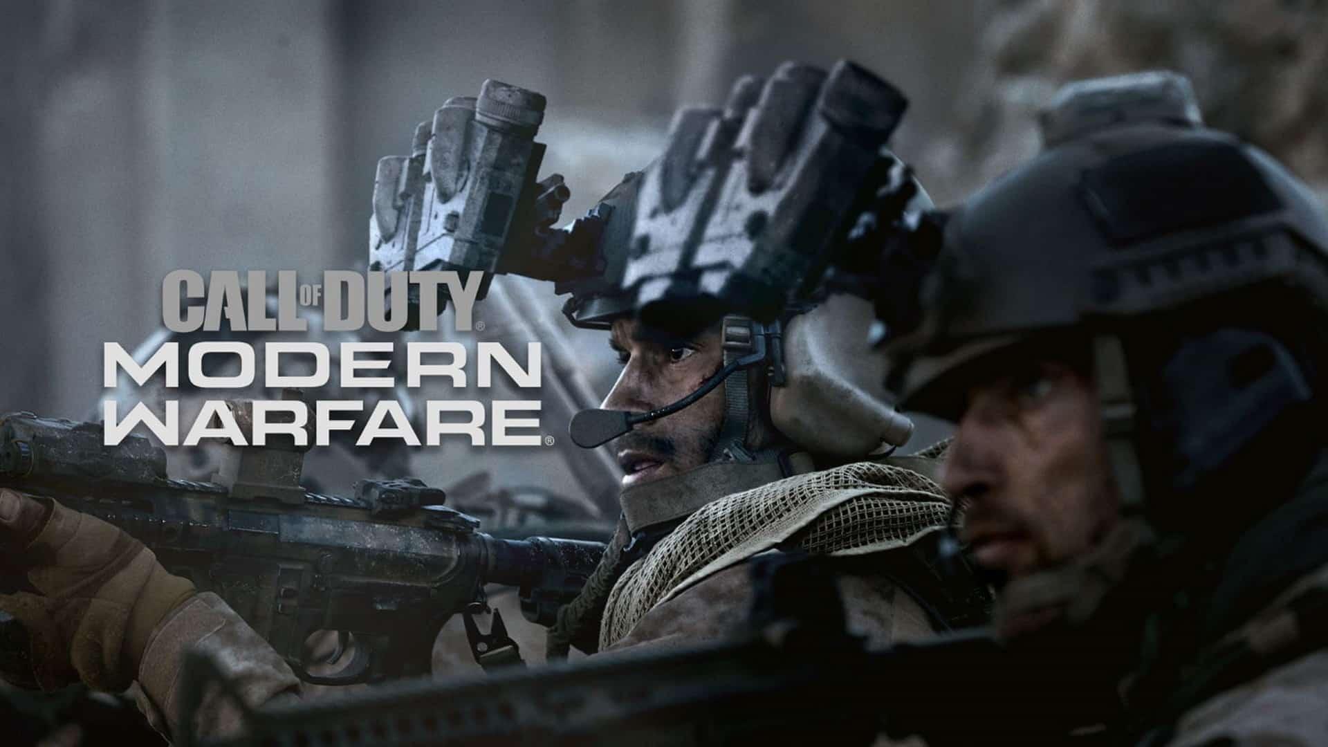 Call Of Duty: Modern Warfare Sells $600 Million USD In It's First Three Days