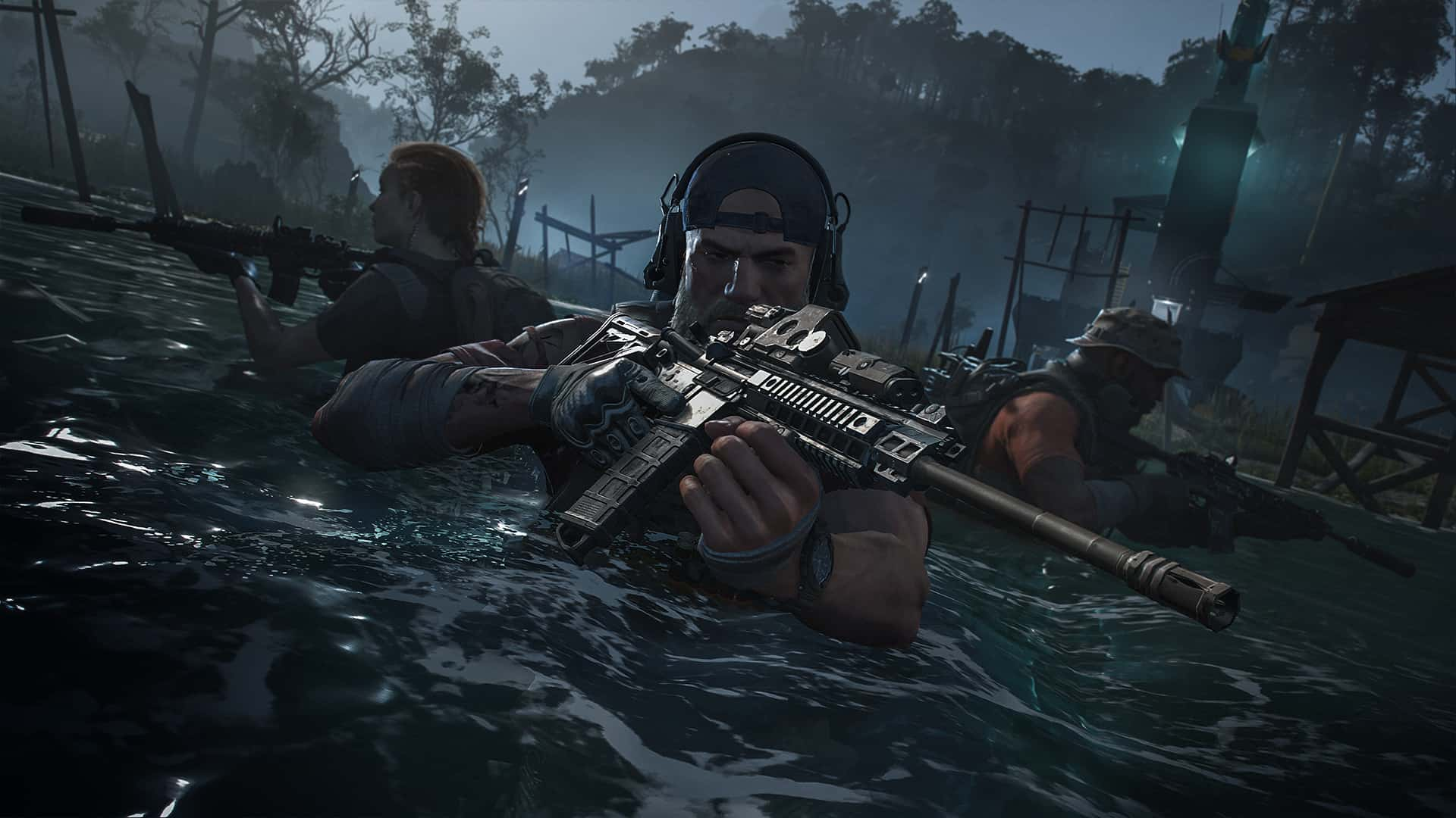 Tom Clancy's Ghost Recon Breakpoint Is Now Available