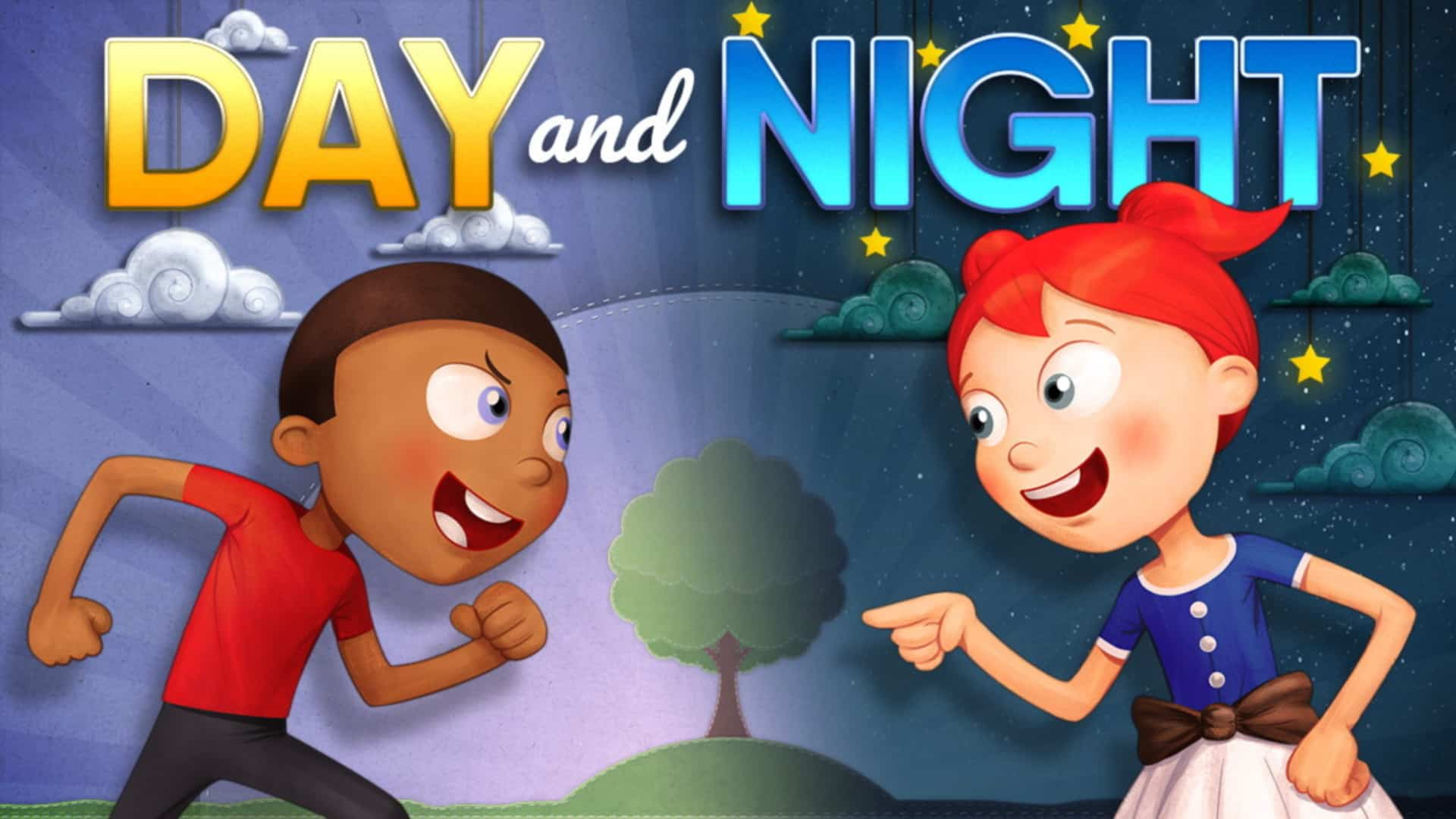 Day and Night Now Available Exclusively on Nintendo Switch
