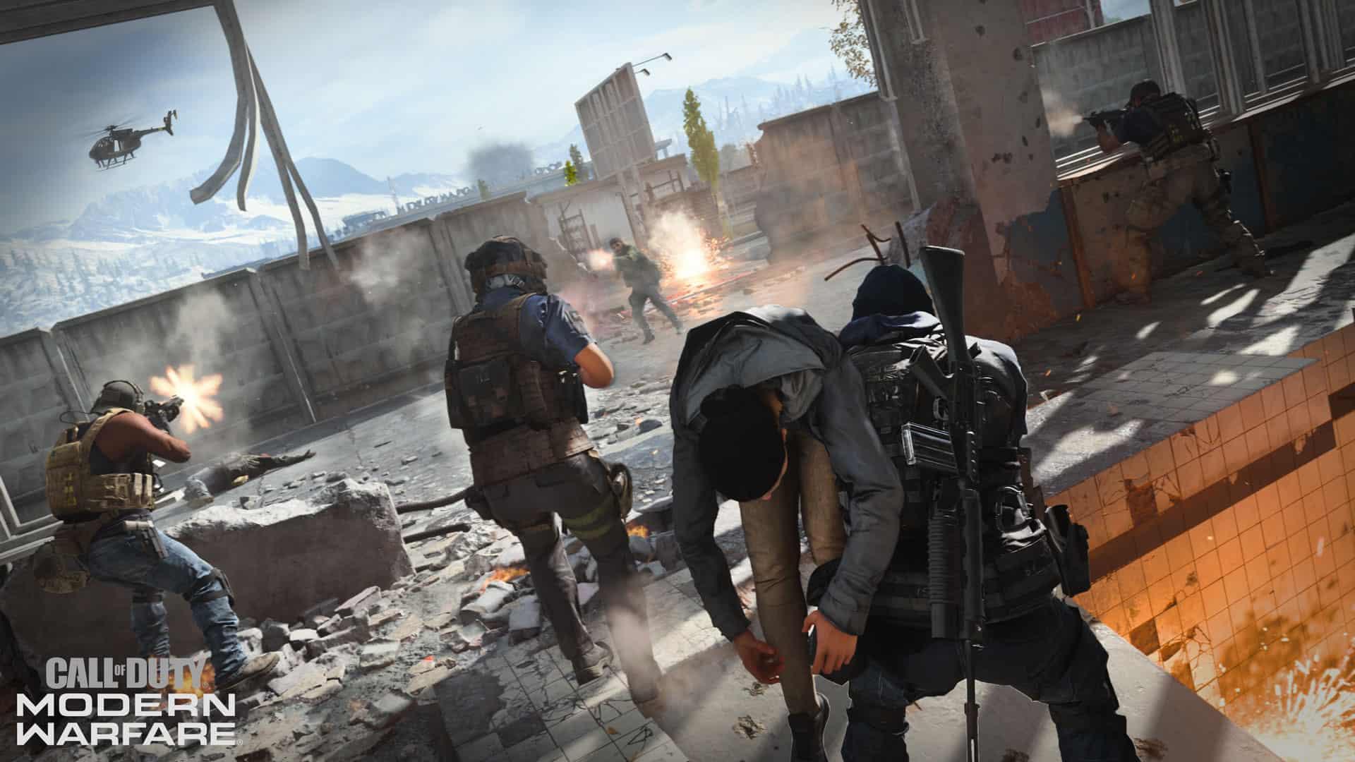 Call Of Duty: Modern Warfare Available Now Worldwide
