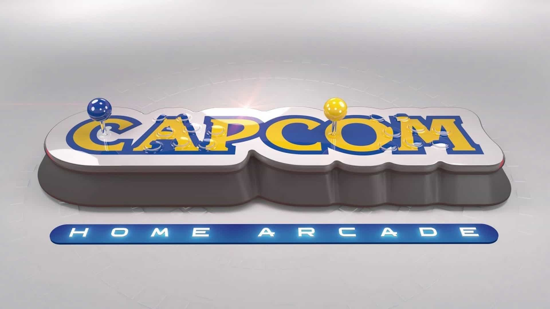 Bring The Arcade Experience Home With The CAPCOM Home Arcade – Out Now