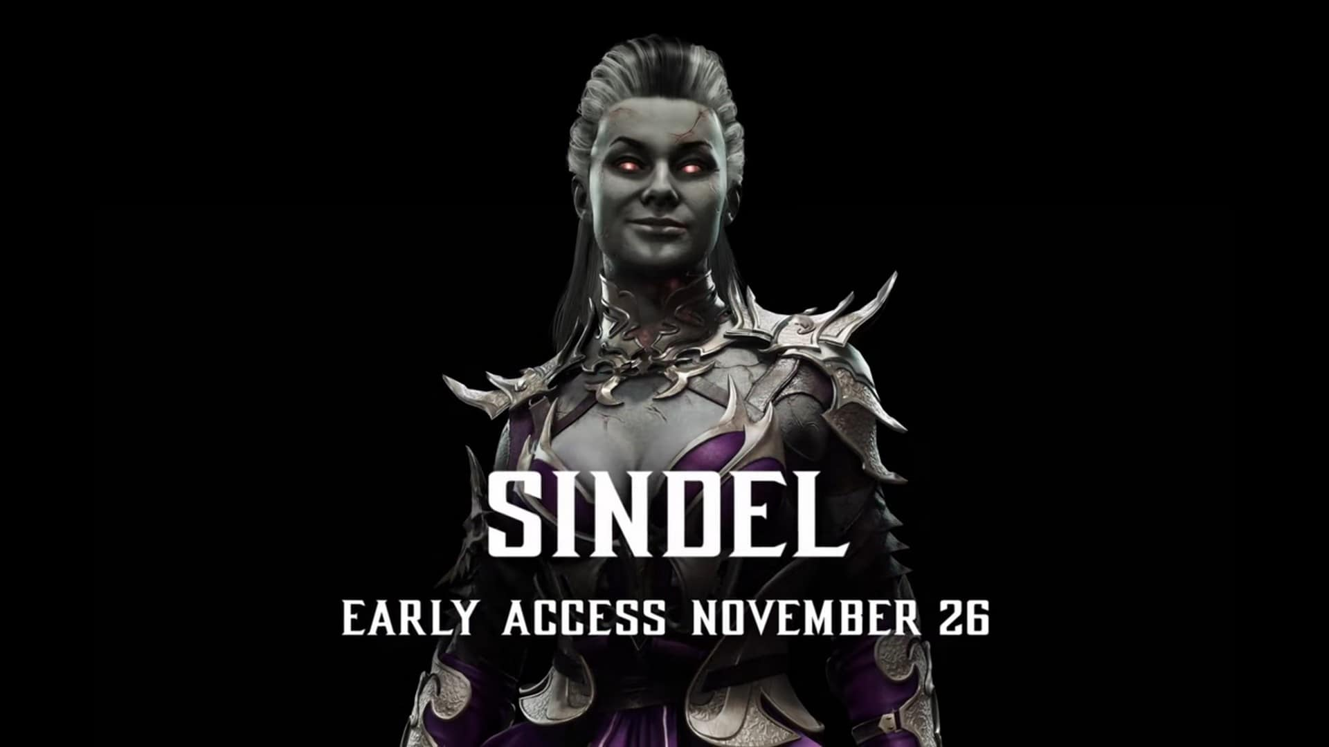 New Mortal Kombat 11 Trailer Showcases The Royal Return of Klassic Fighter – Sindel – Available Nov 26 As Part Of The Kombat Pack