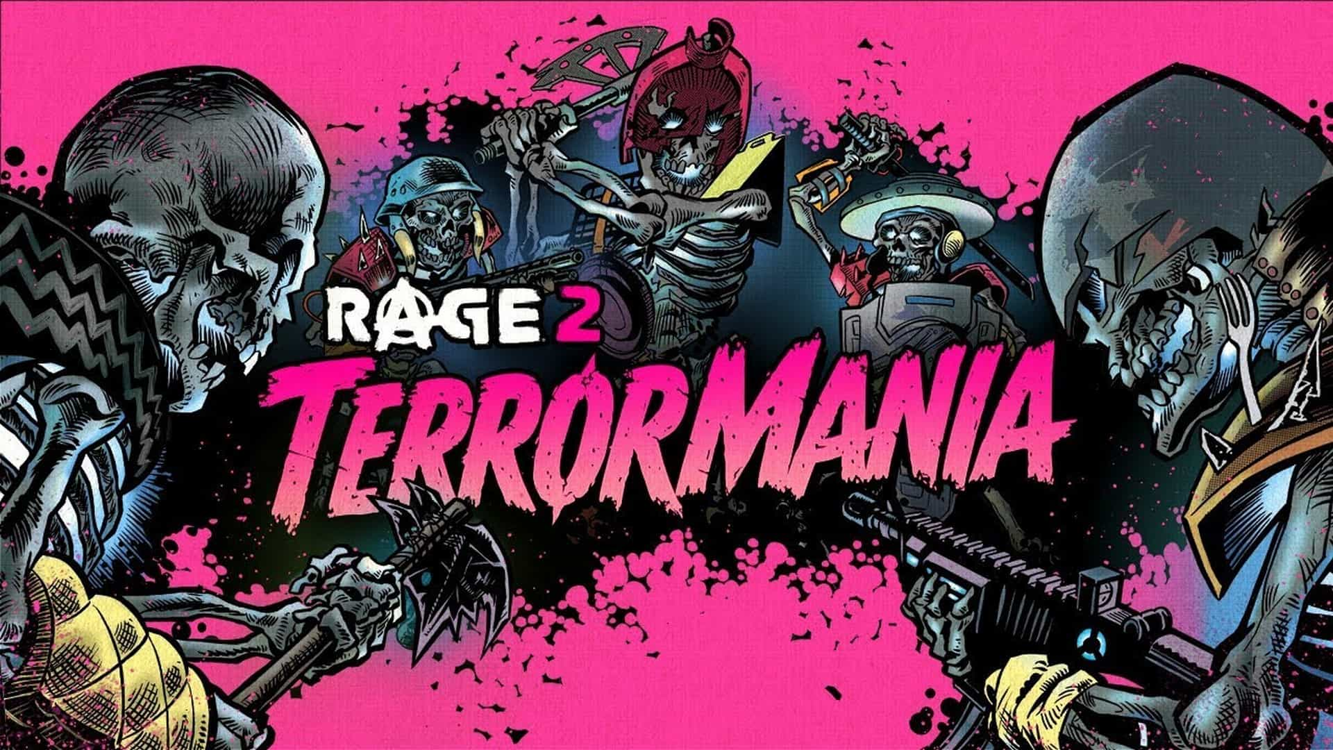 RAGE 2: TerrorMania Available Now