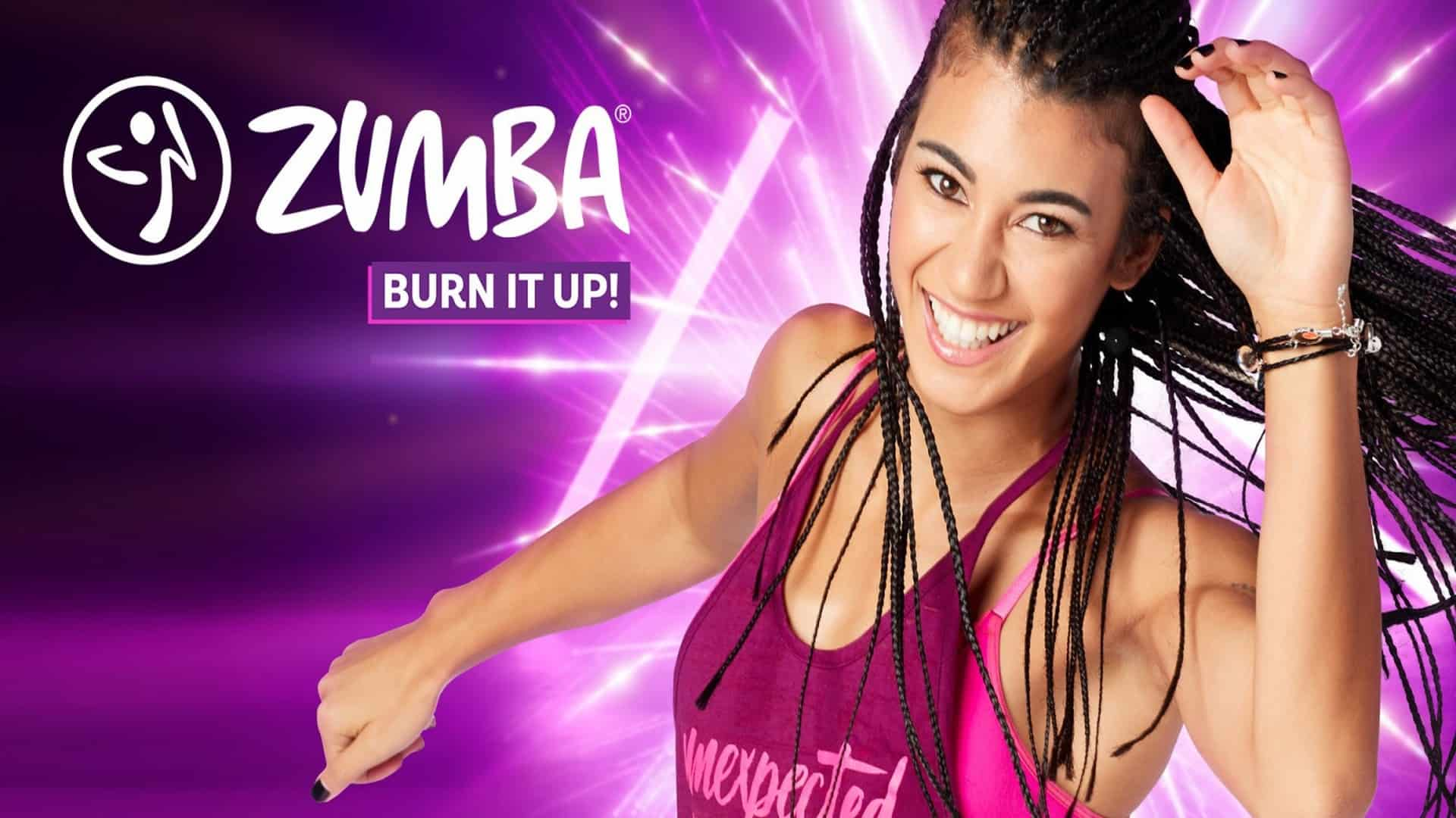 Zumba Burn It Up! For Nintendo Switch Now Available