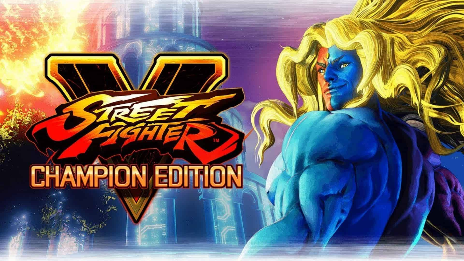 Street Fighter V Champion Edition Announced For February 14 2020