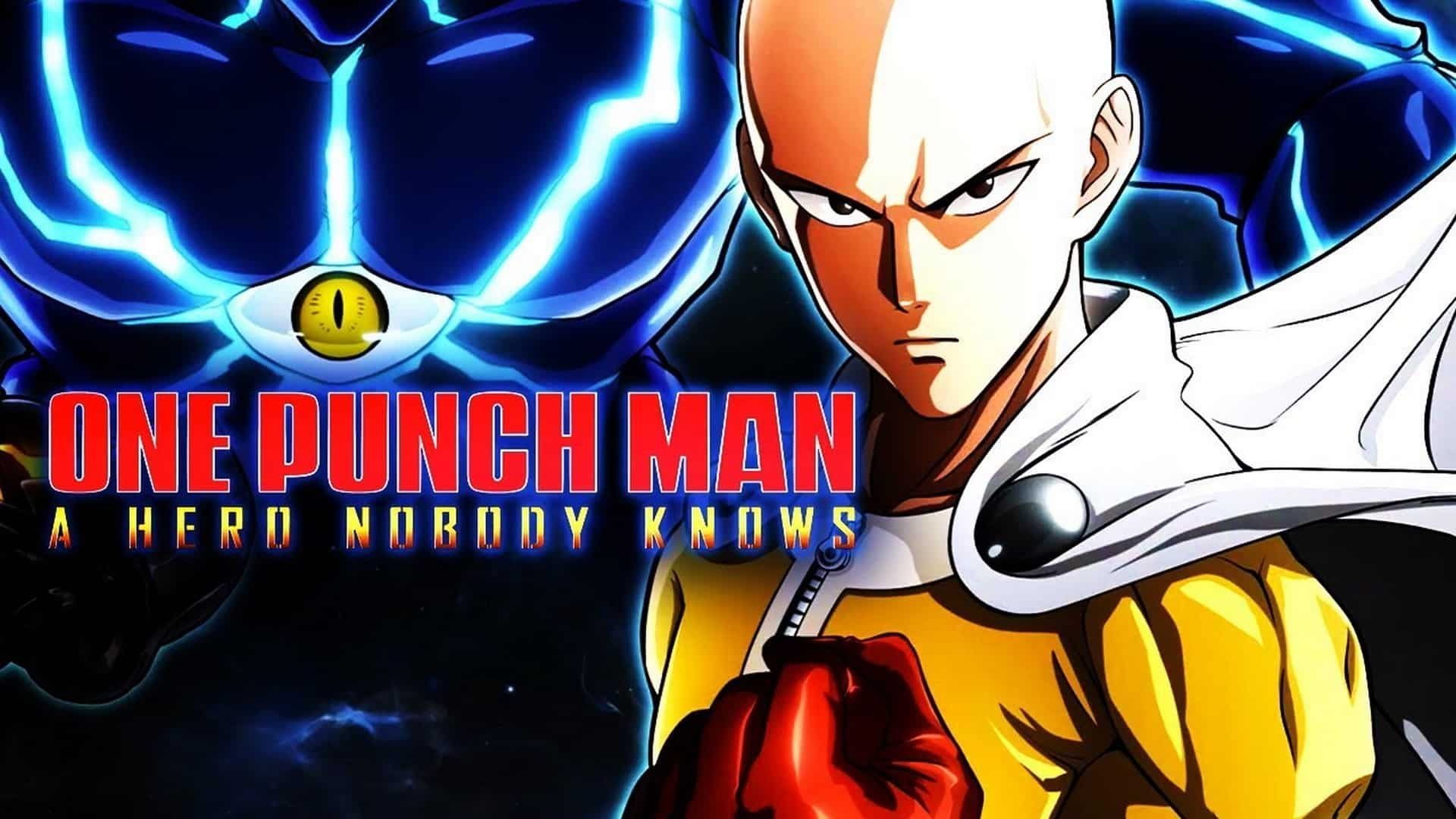 Resultado de imagen de one punch man a hero nobody knows