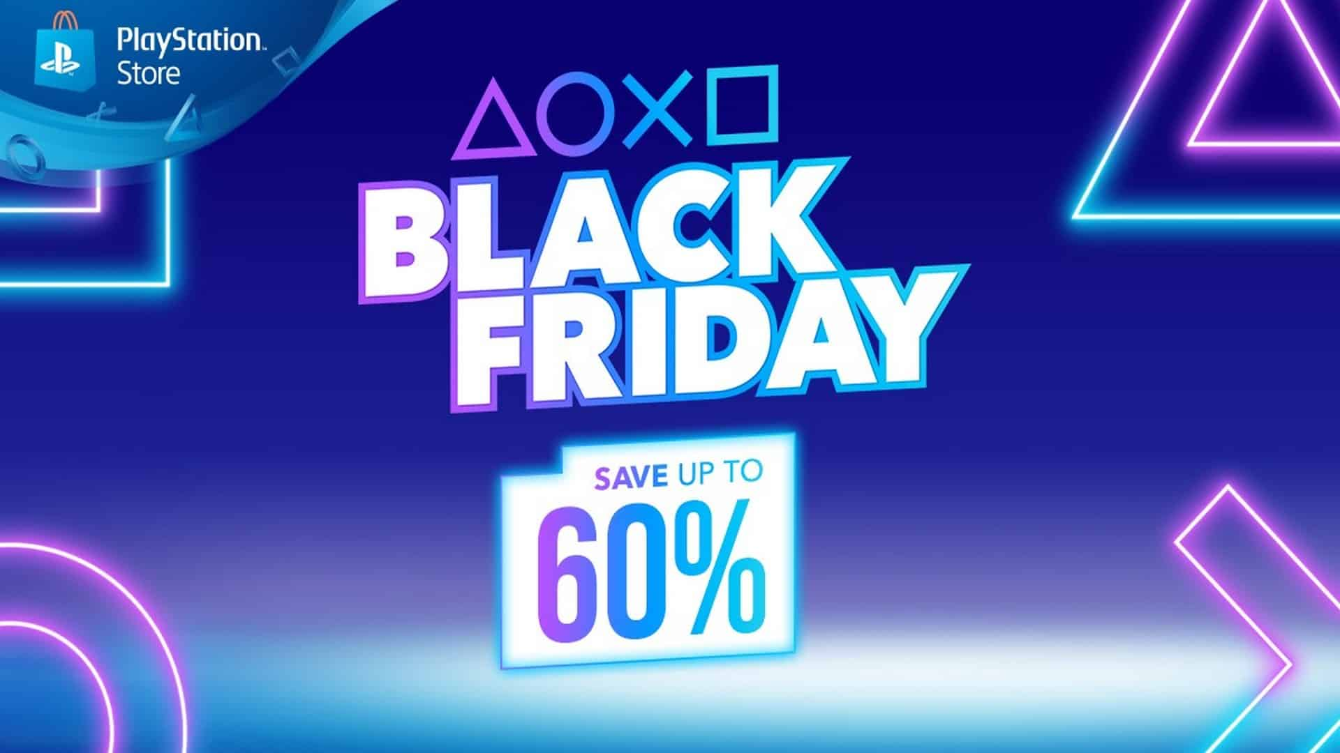 Playstation Store S Black Friday Discounts Start Today Mkau Gaming