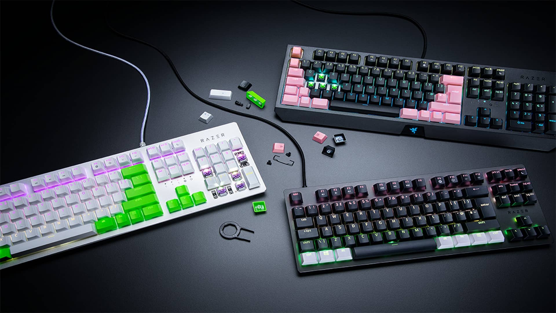 Upgrade Any Keyboard With New Razer Accessories