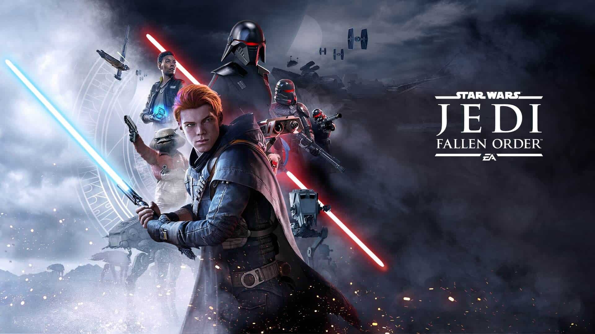 Star Wars Jedi: Fallen Order Adds Mediation Training, New Journey+ And More