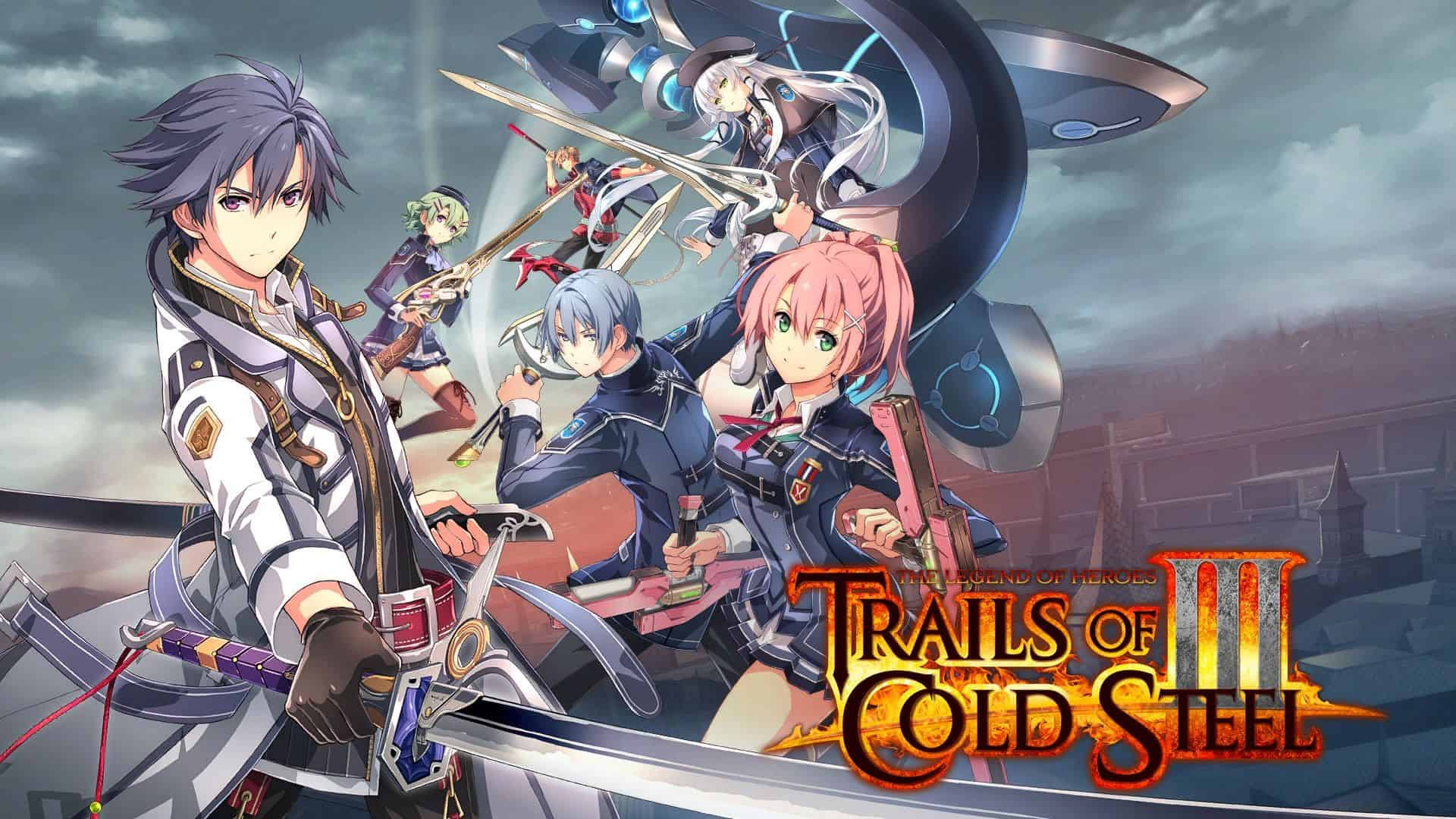 The Legend of Heroes: Trails of Cold Steel III for Nintendo Switch Releases July 10 In Australia & New Zealand
