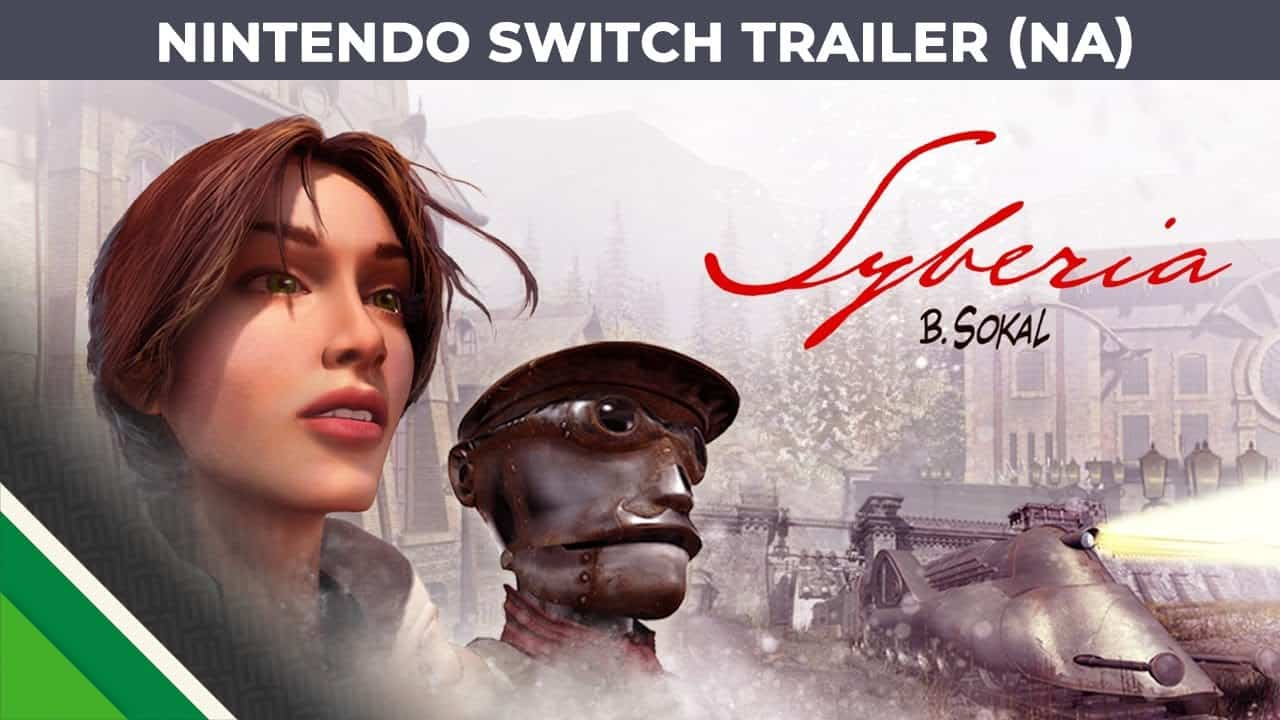 Syberia Trilogy For Mac