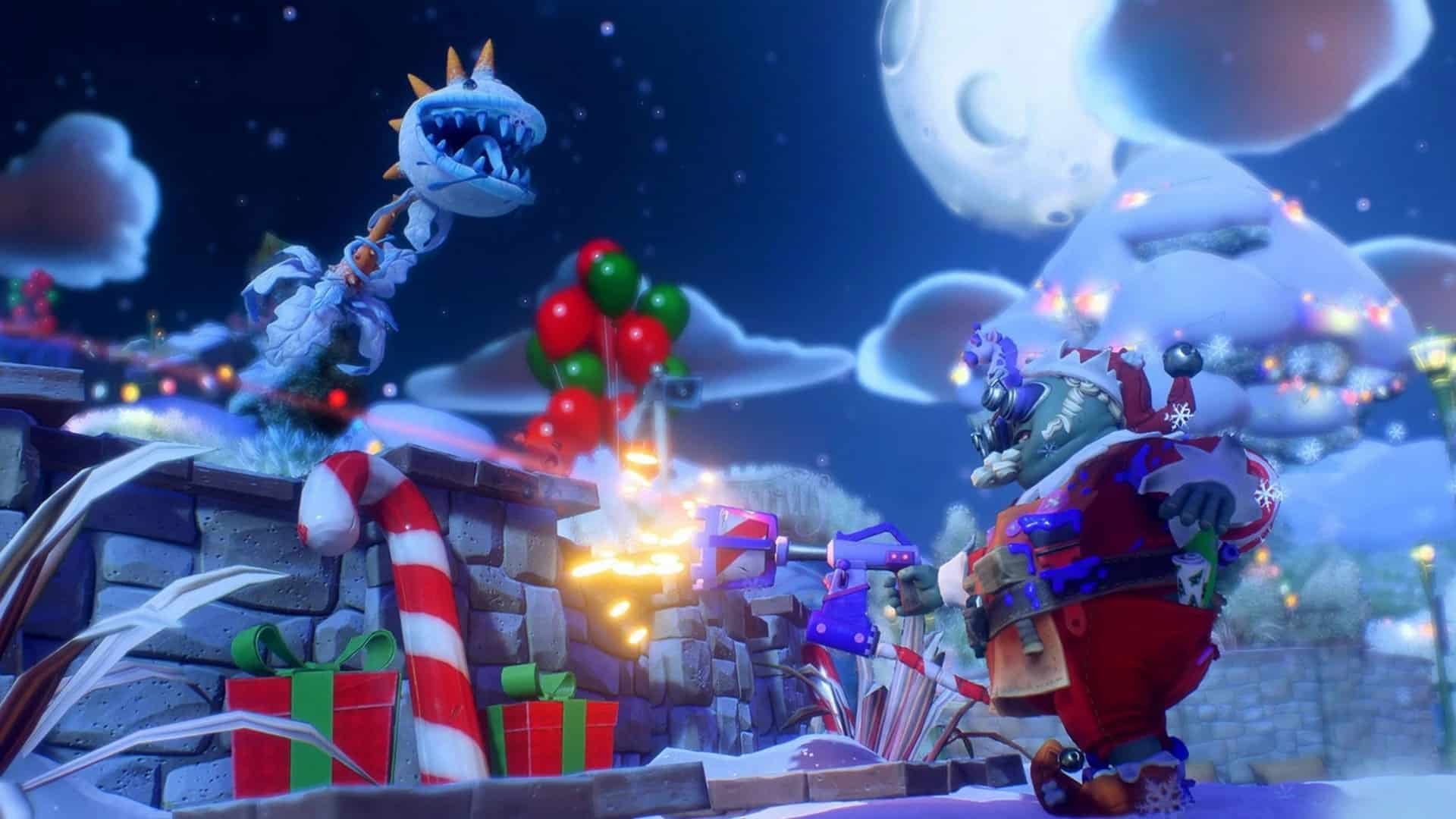 Happy Feastivus From Plants vs Zombies: Battle For Neighborville & New Trailer