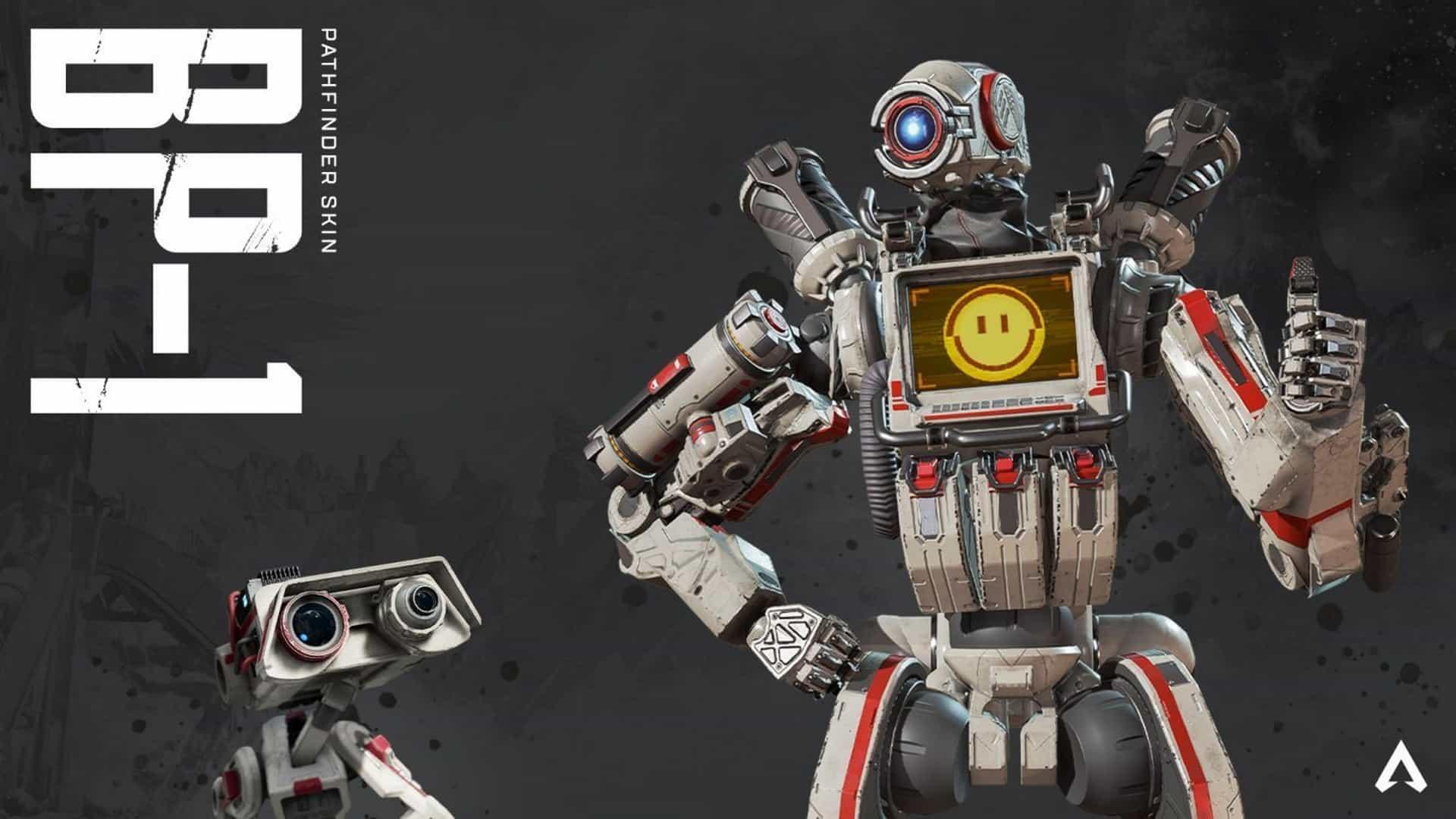 Apex Legends Player Progression Changes, Gun Charms, BD-1 Skin, Merch Shop Now Live