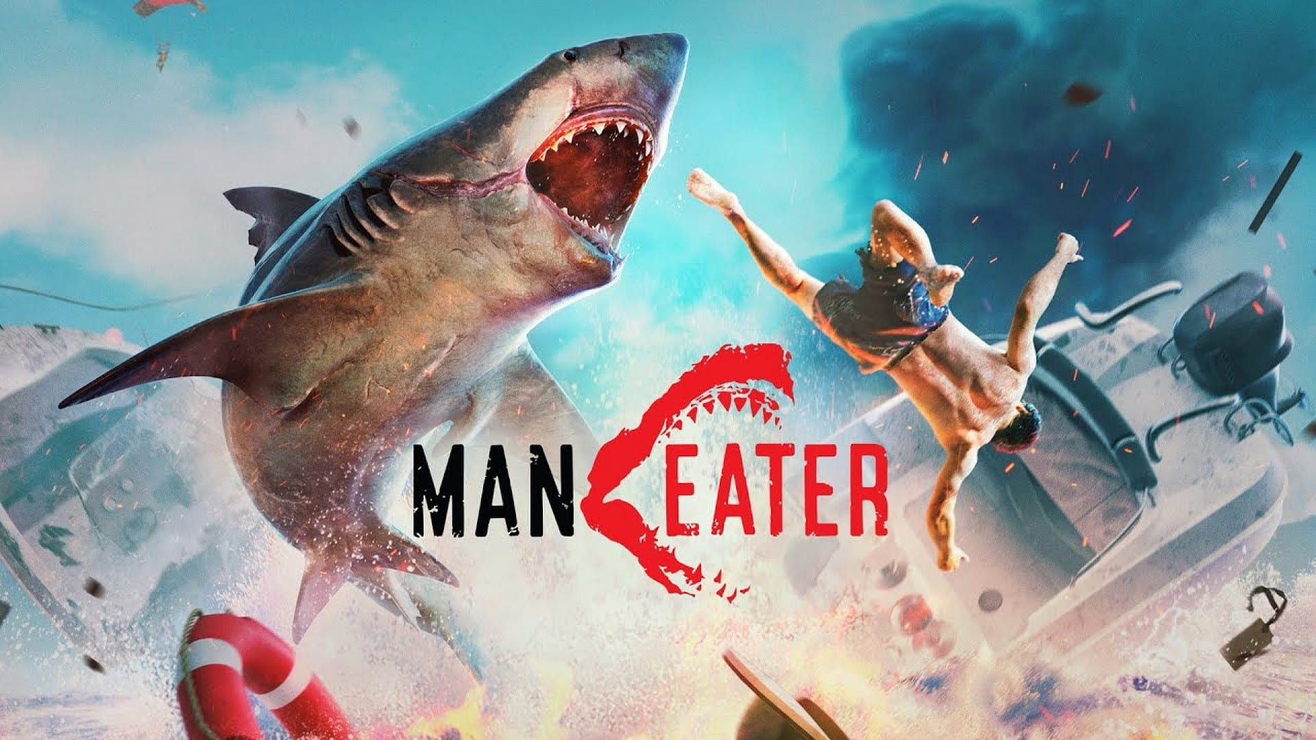 Maneater Coming Soon To PlayStation 4, Xbox One & PC On May 22, 2020