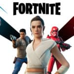 The Force Is Strong With Fortnite